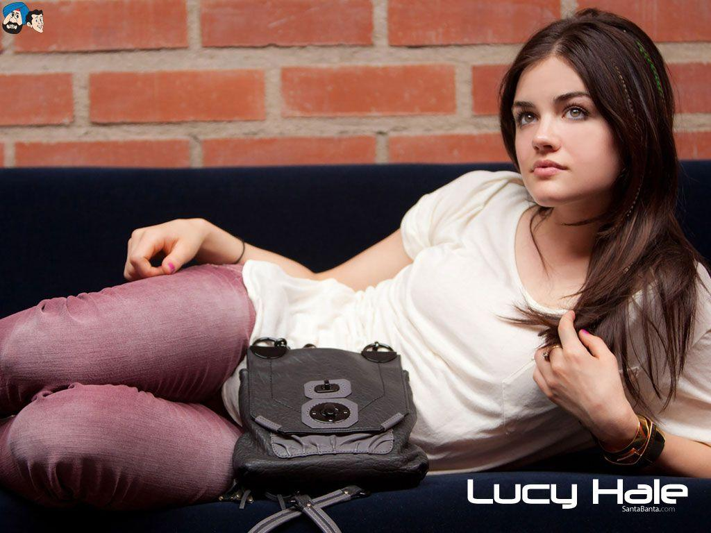 Lucy Hale Wallpaper #1