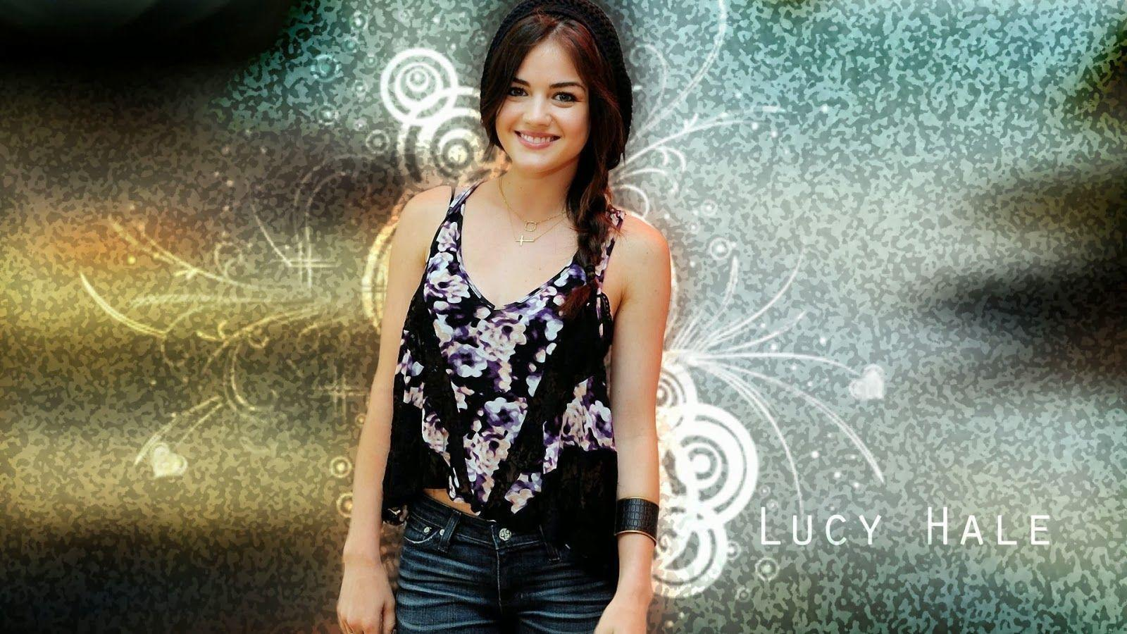 Hollywood Actress Lucy Hale Wallpaper And News - Everything 4u