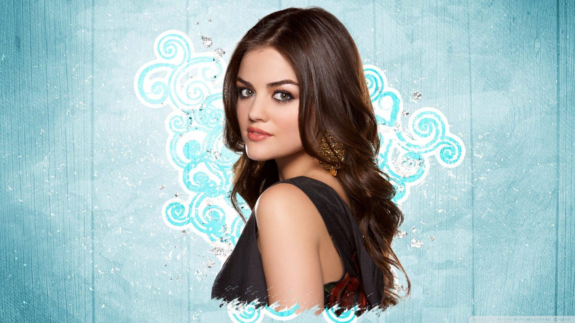 Lucy Hale HD desktop wallpaper : High Definition : Fullscreen : Mobile
