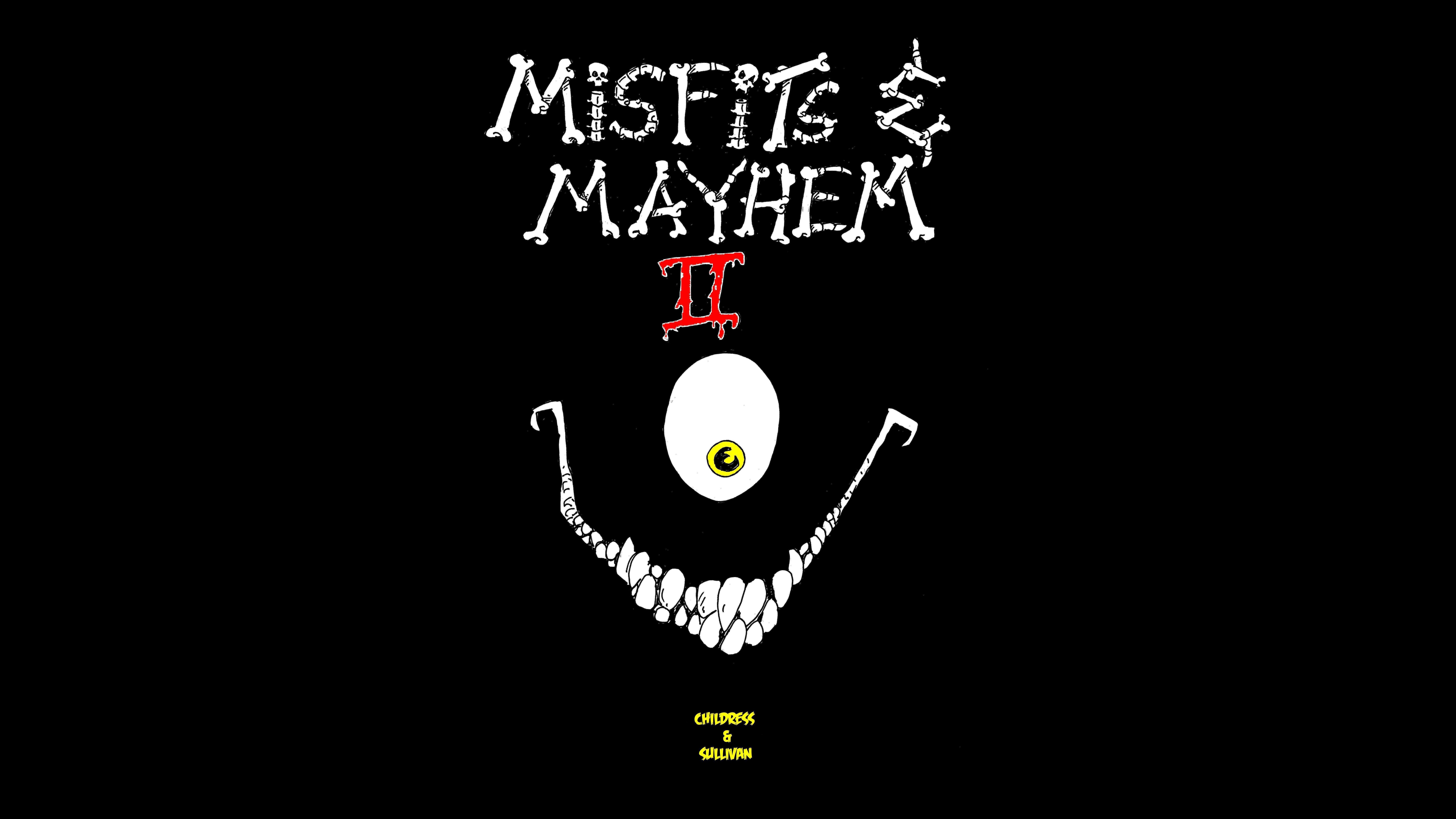 Misfits & Mayhem II Computer Wallpapers, Desktop Backgrounds ...