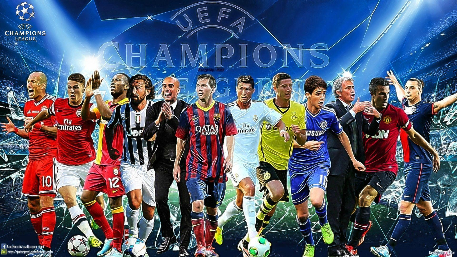 wallpapers soccer players