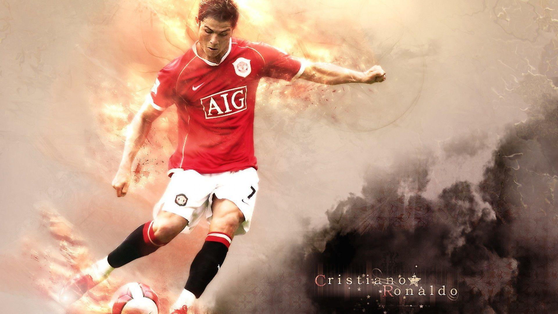 Cristiano Ronaldo Soccer Player Wallpaper | Sports | Pinterest ...