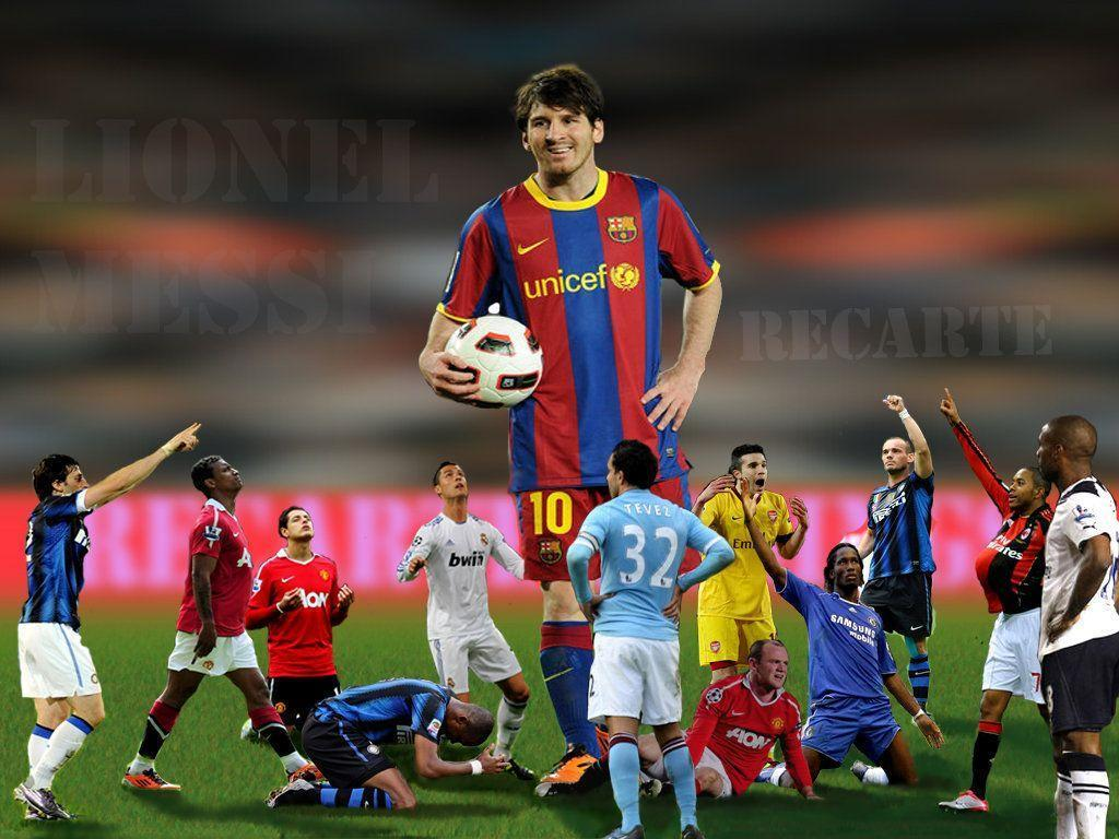 Wallpapers of Soccer Players - WallpaperSafari