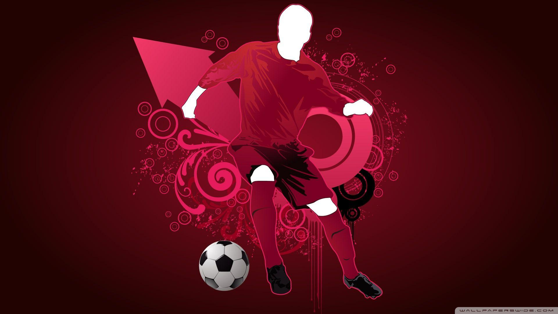 Soccer Player HD desktop wallpaper : Widescreen : High Definition ...