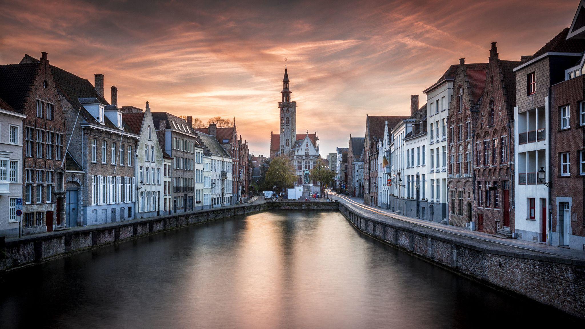 Bruges, Belgium : wallpapers