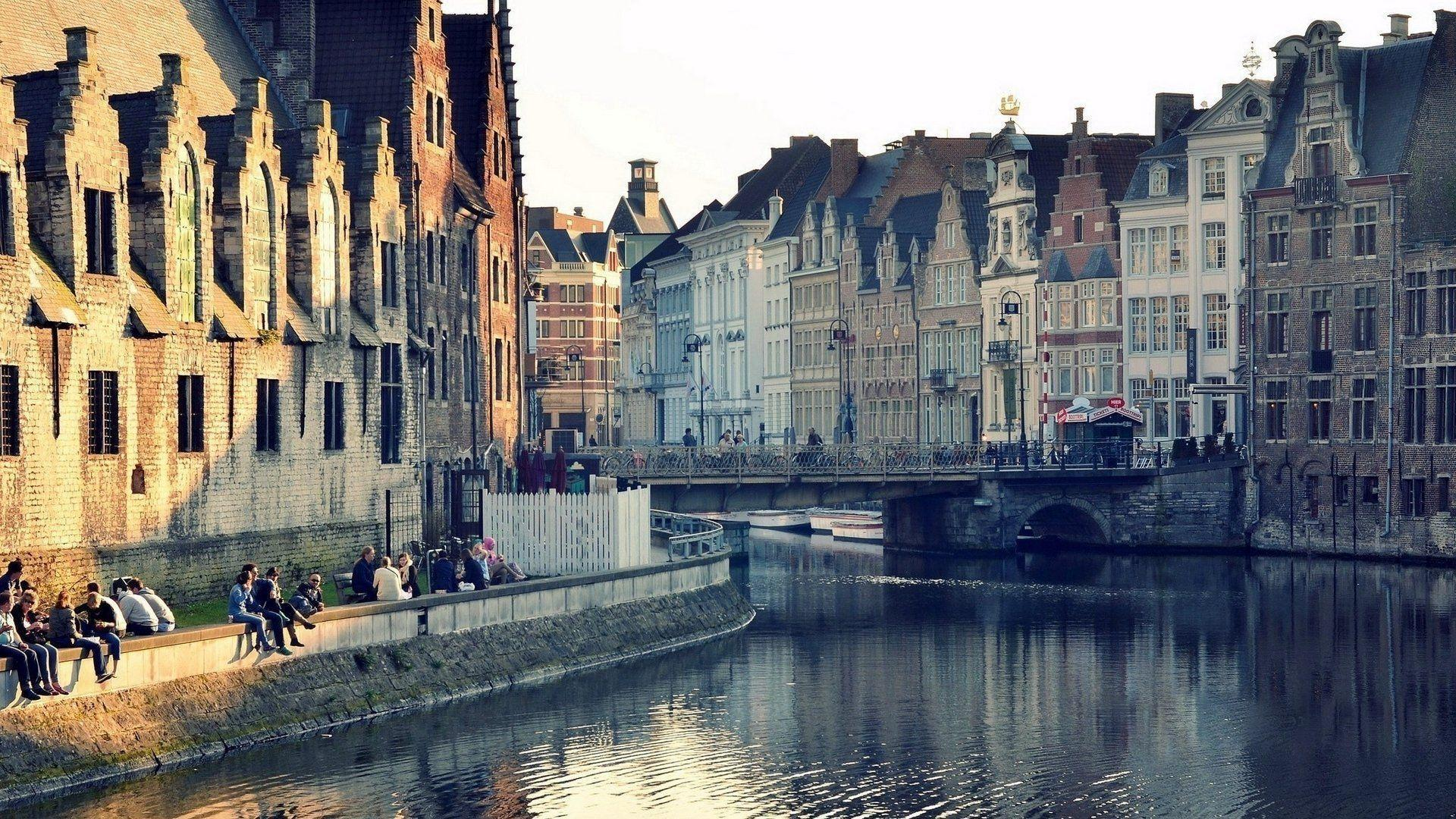13 Bruges HD Wallpapers | Backgrounds - Wallpaper Abyss