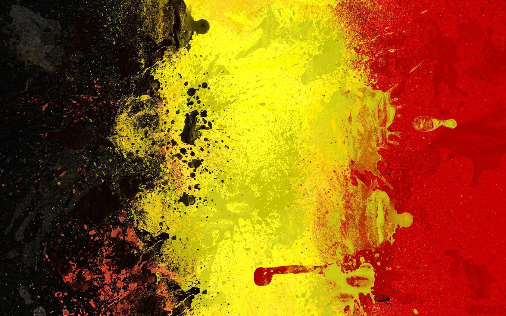 1680x1050 Belgium, Paint, Flag, Belgium Wallpapers and Pictures ...