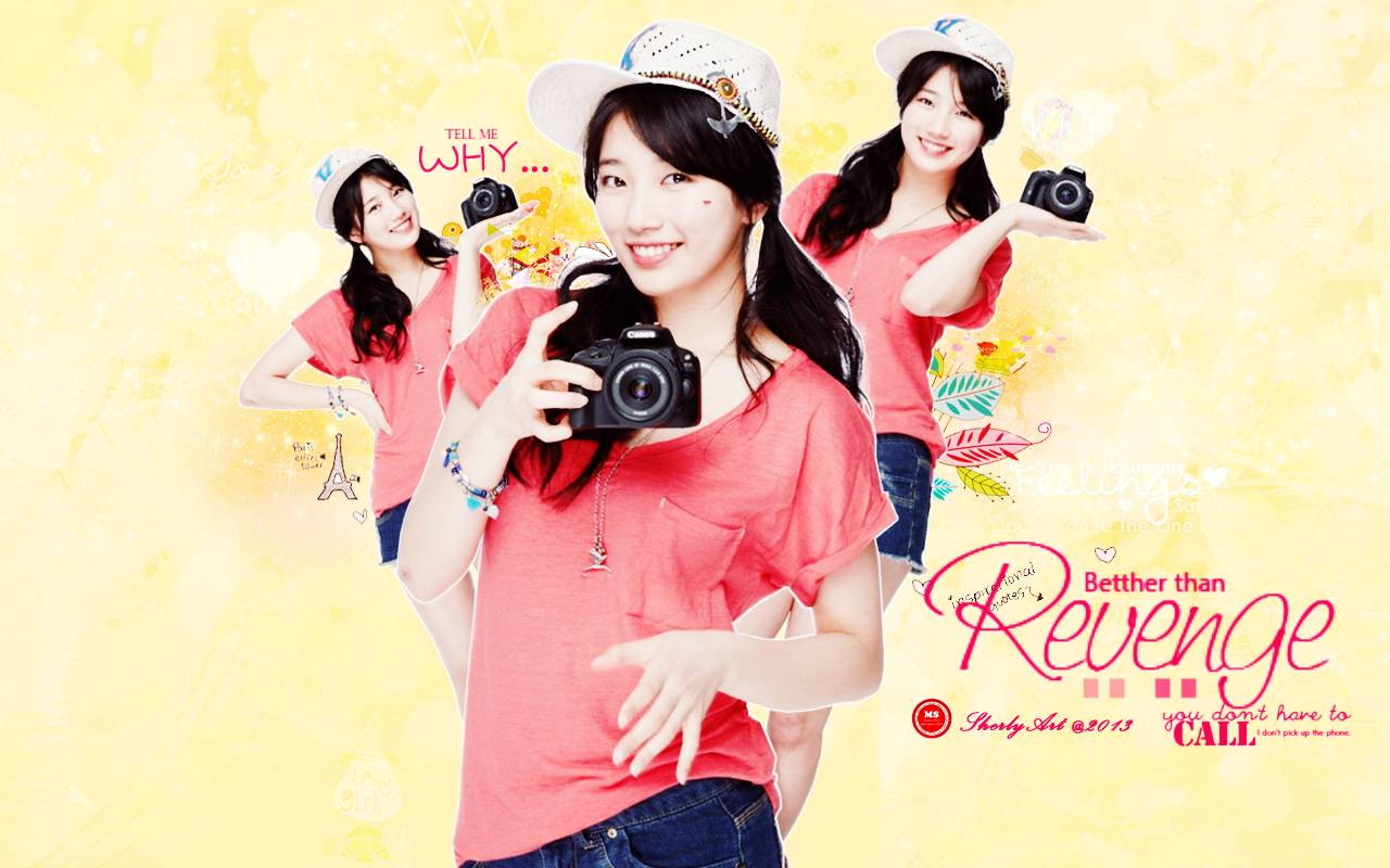 Suzy Wallpaper - Miss A Wallpaper