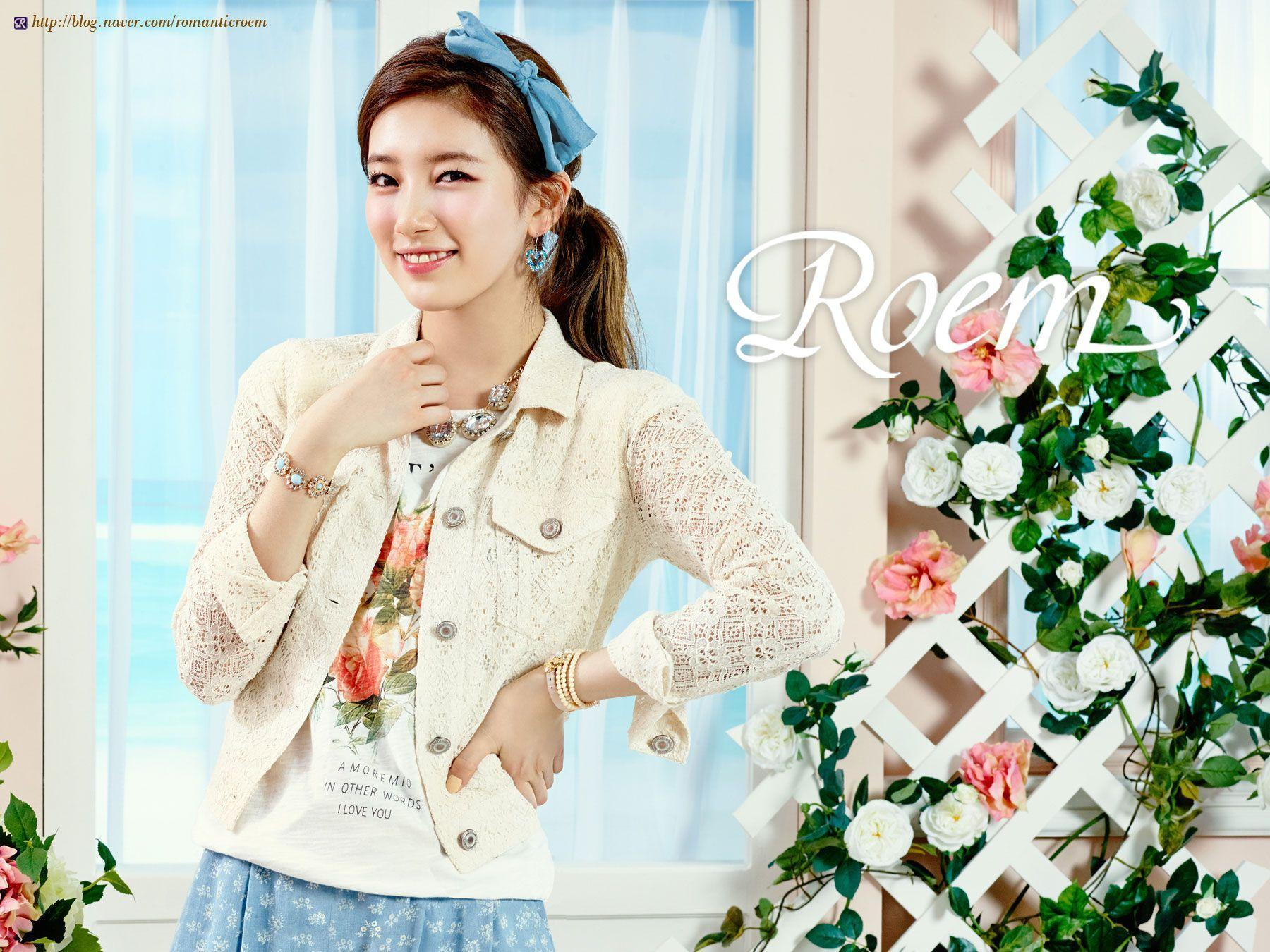 Miss A Suzy ROEM Summer 2014 HQ Wallpapers | KPOPGIRLSININDIA