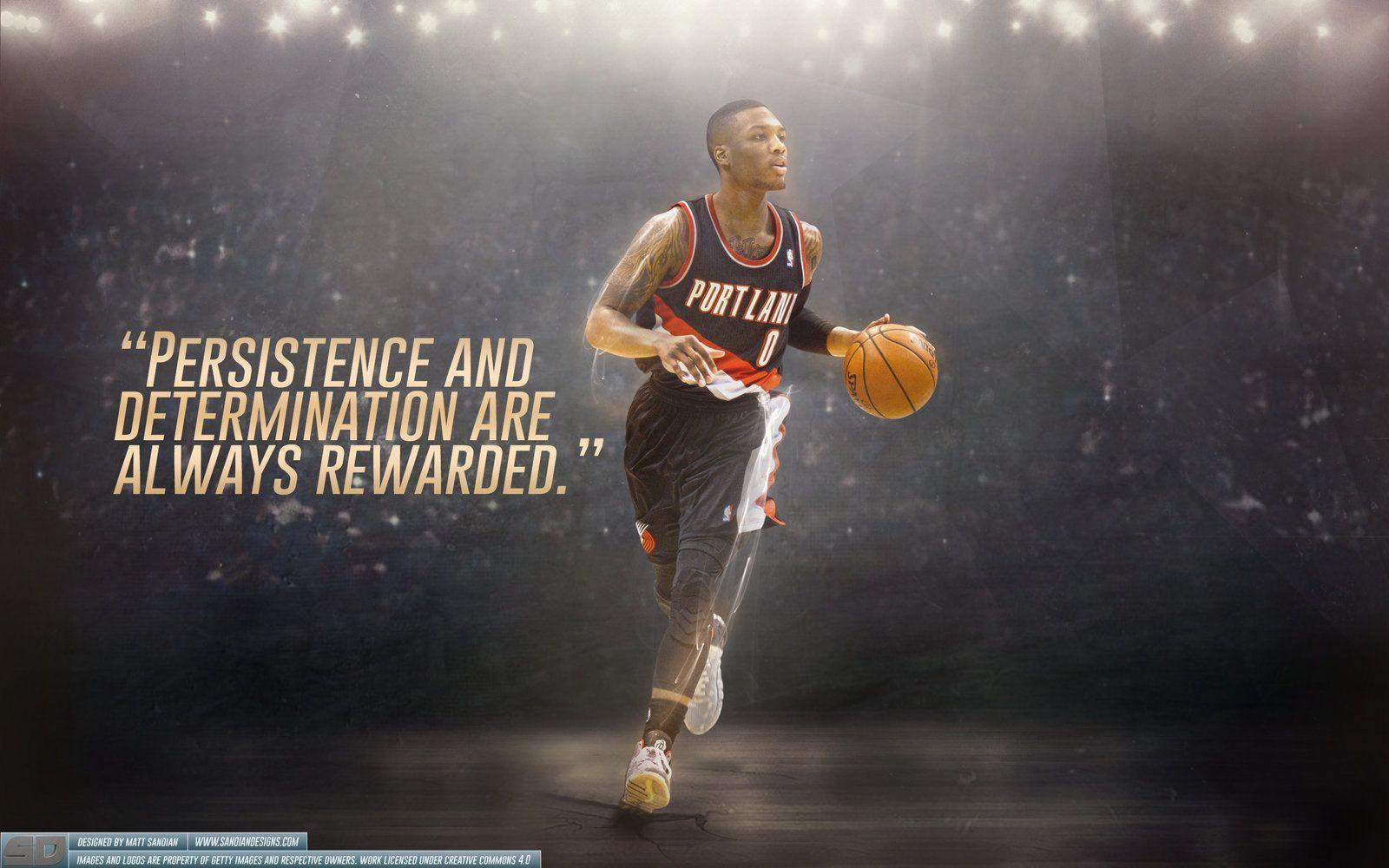 Damian Lillard Wallpaper iPhone - WallpaperSafari