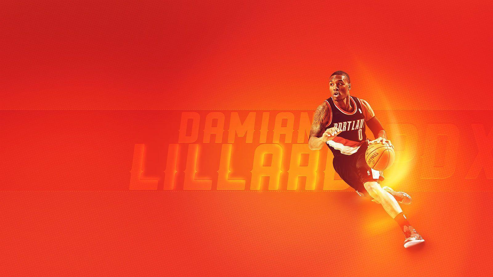 Damian Lillard Wallpapers | Basketball Wallpapers at ...