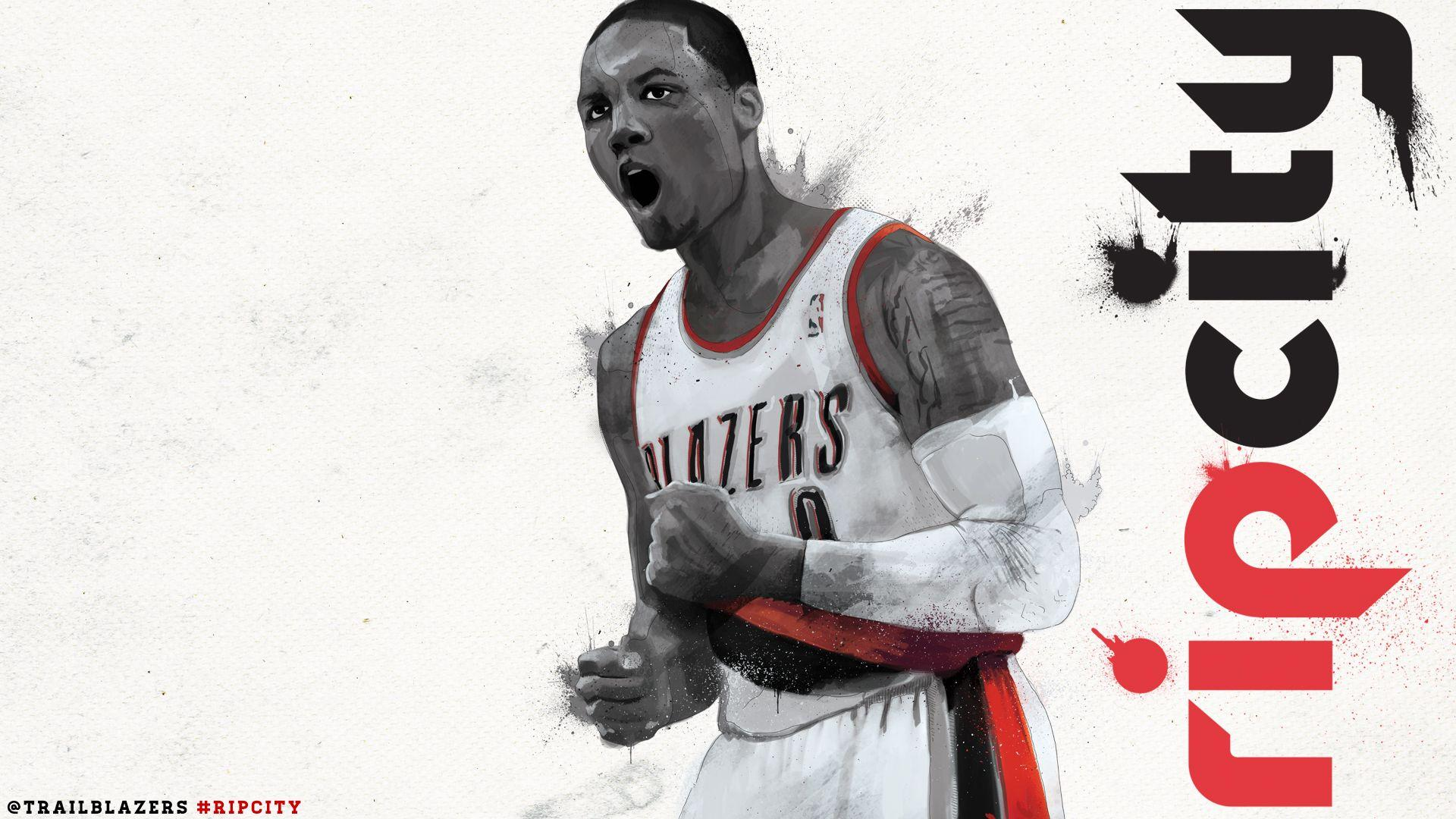 Damian Lillard HD Wallpaper - WallpaperSafari