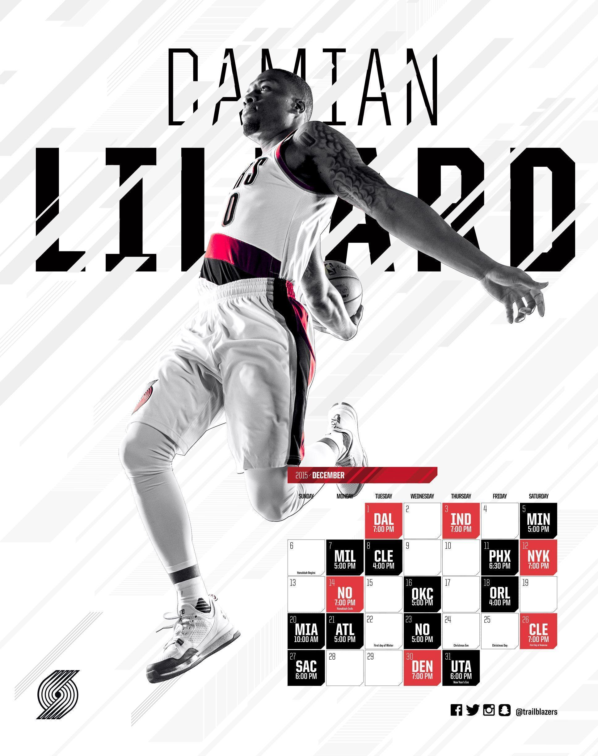 Wallpapers | Portland Trail Blazers