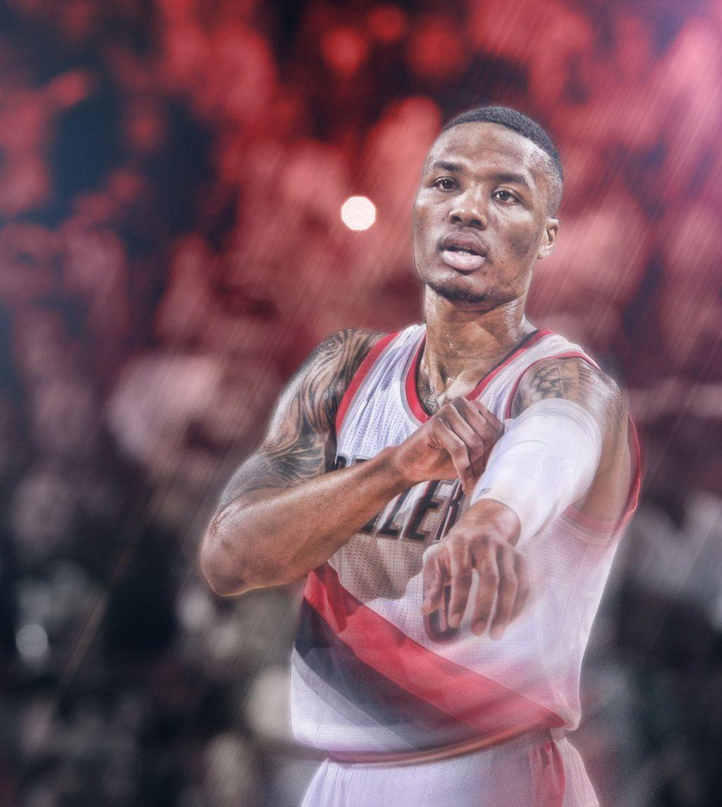 Damian Lillard: Damian Lillard Wallpapers