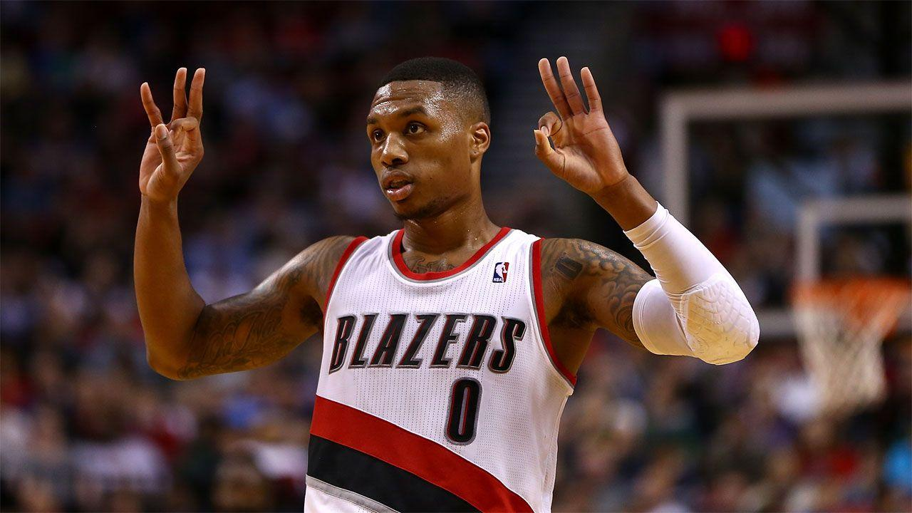 HD Damian Lillard Wallpapers | Download Free - 1003110