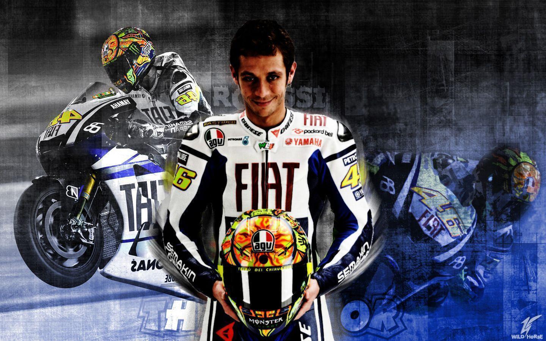 Moto Gp Valentino Rossi Wallpaper HD #6910788