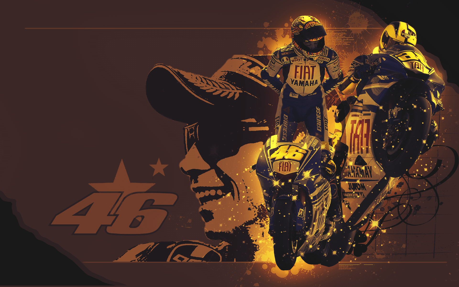 Valentino Rossi Wallpapers Group (77+)
