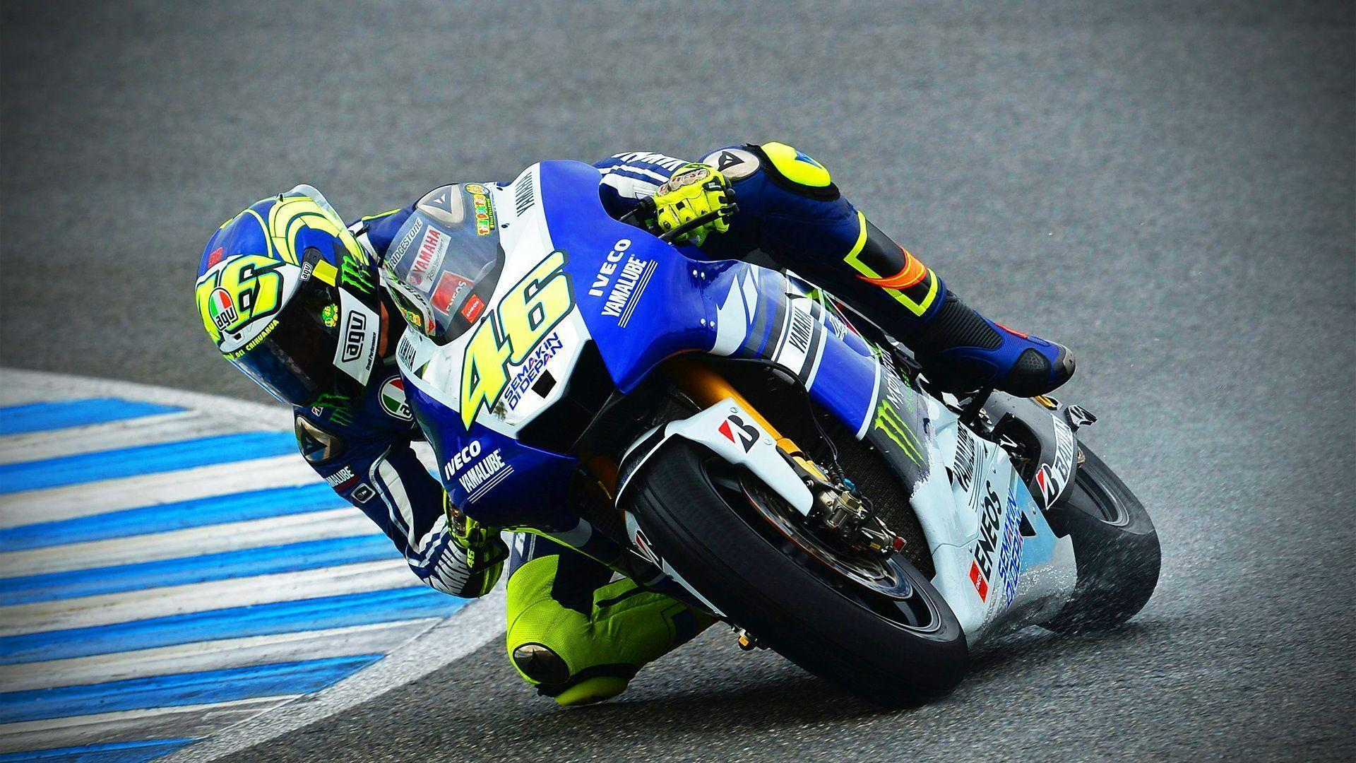 Find out: Valentino Rossi MotoGP Racer wallpaper on http ...