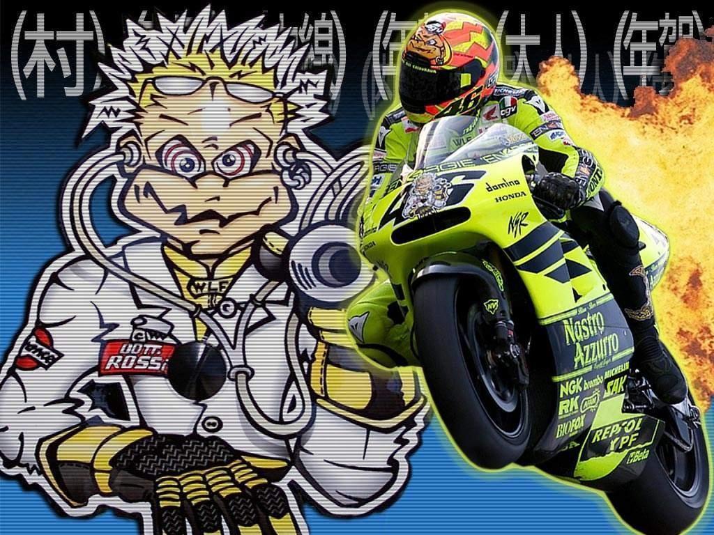 Gambar Wallpaper Moto GP Valentino Rossi 2015 HD | Blogyoiko.com
