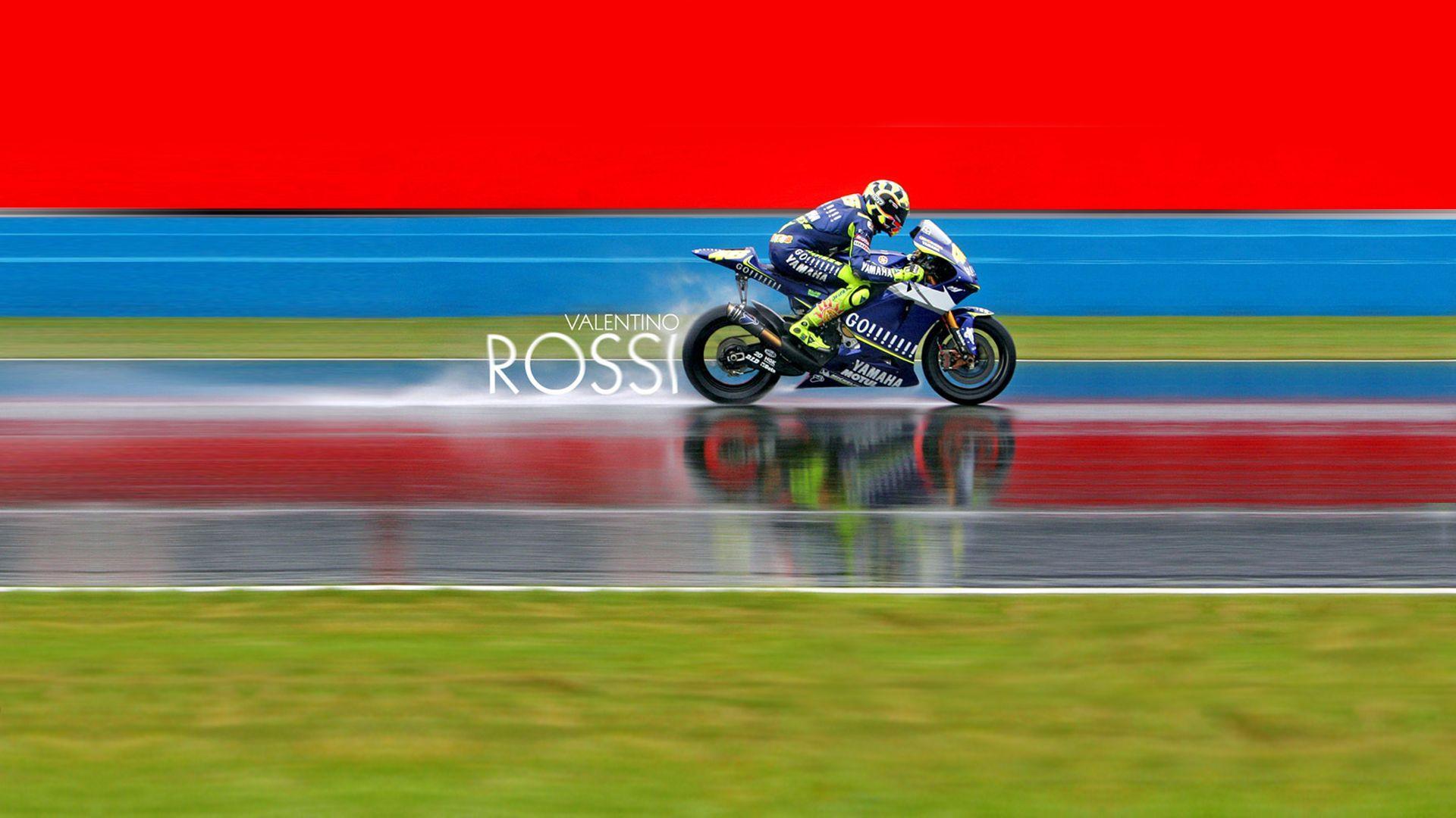 Valentino Rossi Motogp Racer HD Wallpaper Free - Download ...