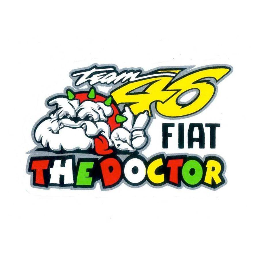 Valentino Rossi The Doctor Logo Widescreen 2 HD Wallpapers ...