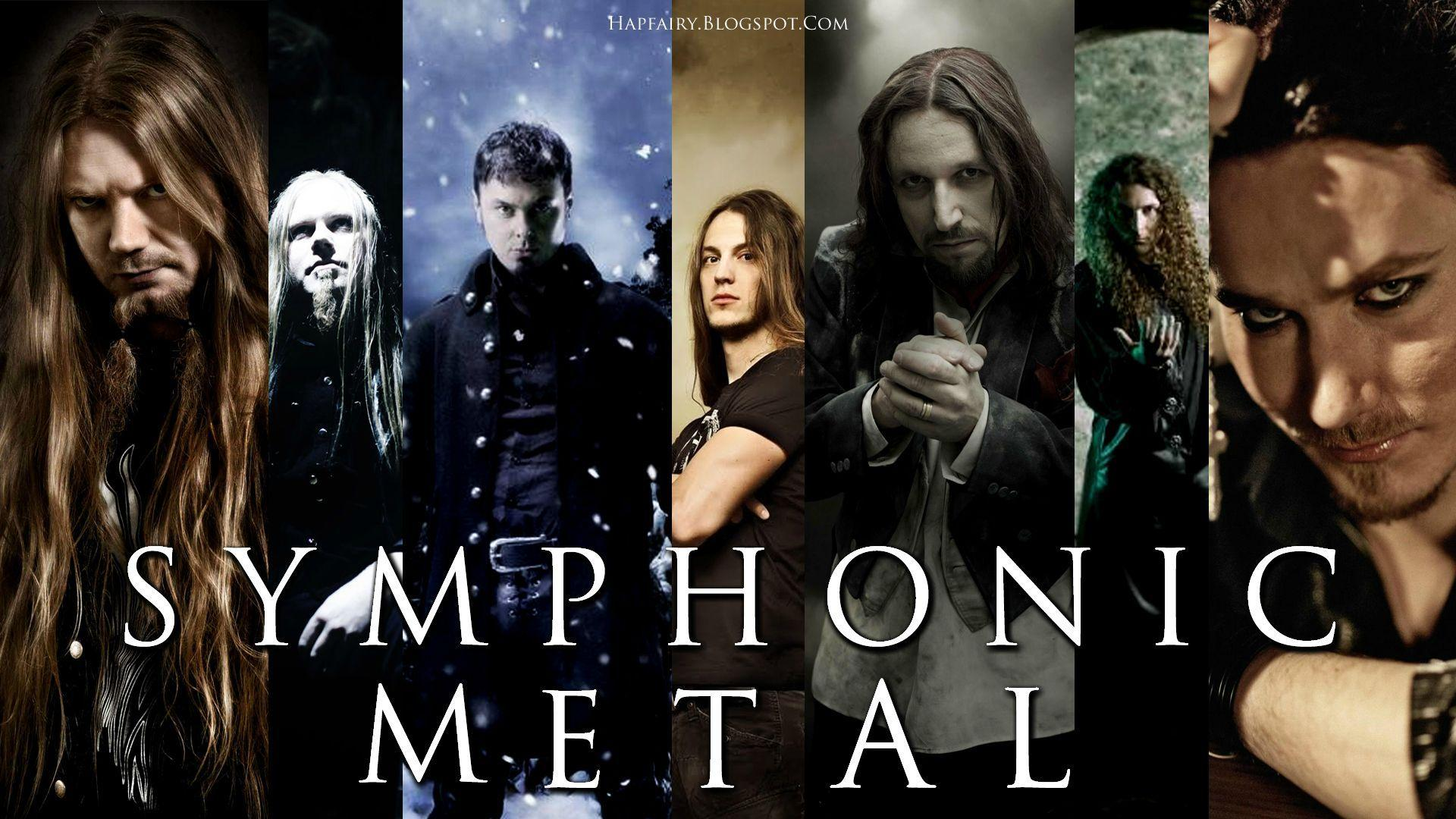 Hapfairy's World: Symphonic Metal Wallpapers by Hapfairy ...