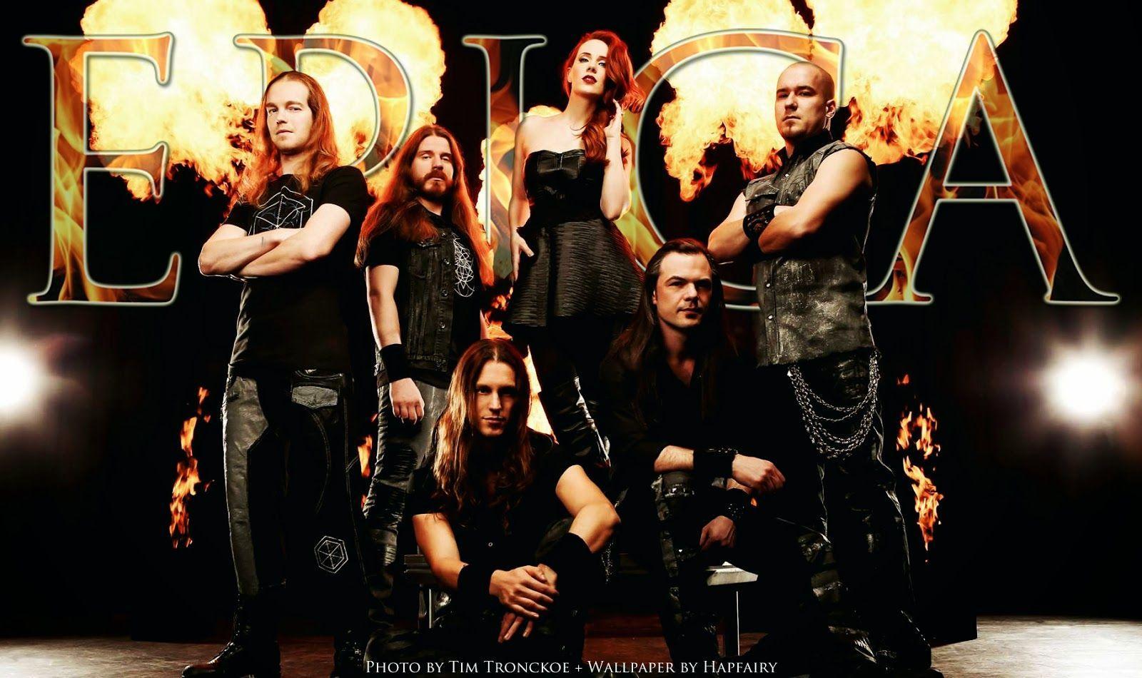 Hapfairy's World: Epica HD Wallpaper