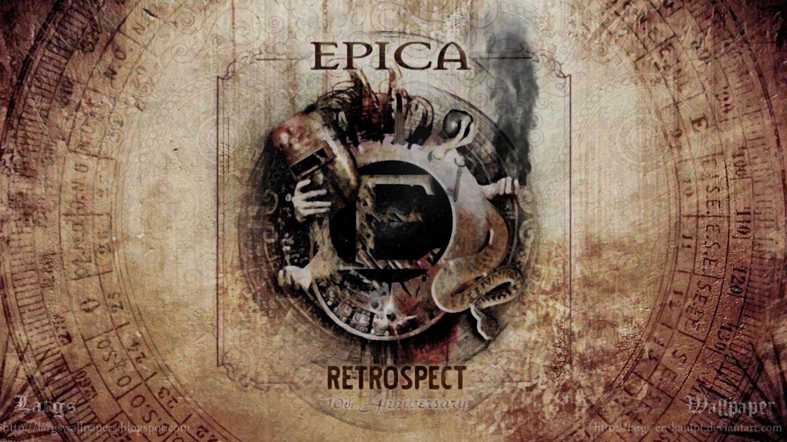 53° EPICA WALLPAPER - RETROSPECT