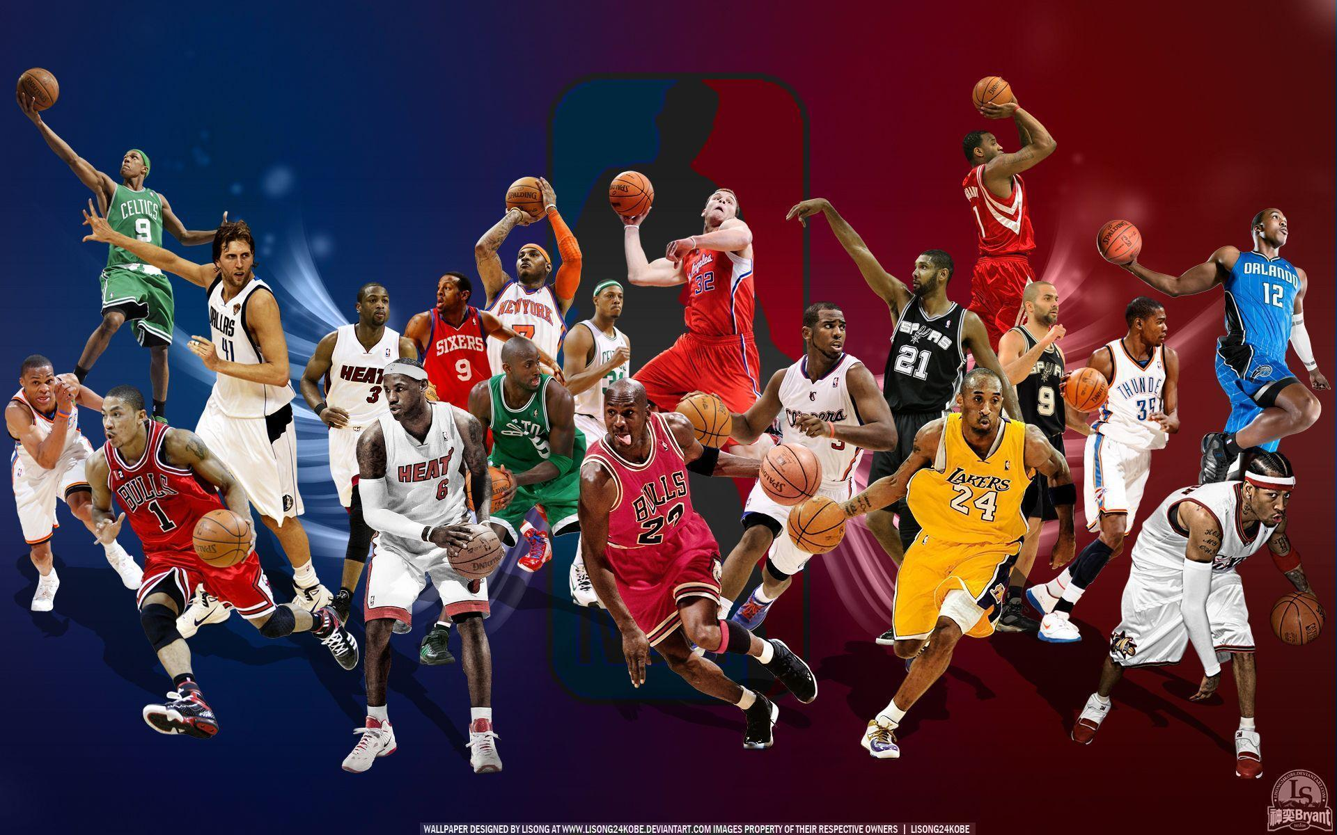 Basketball Players Wallpapers - WallpaperSafari