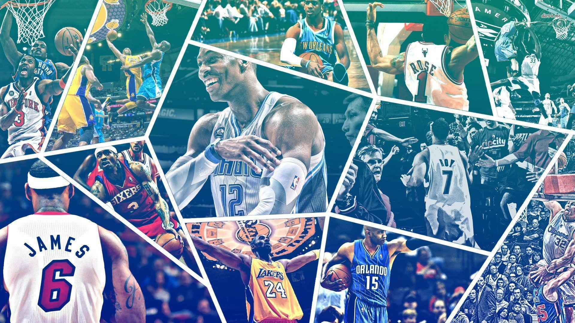 NBA Players Wallpaper
