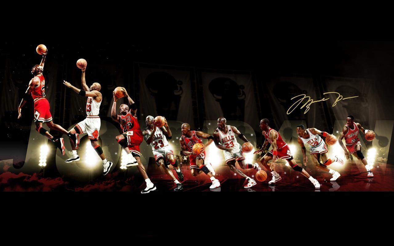 Wallpaper Basketball Player