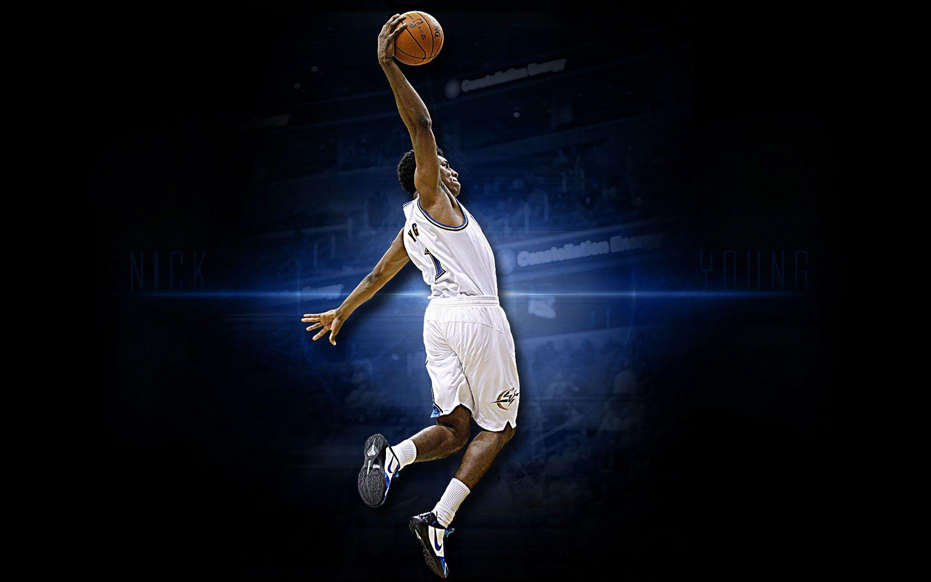 Basketball Player Wallpapers - WallpaperSafari