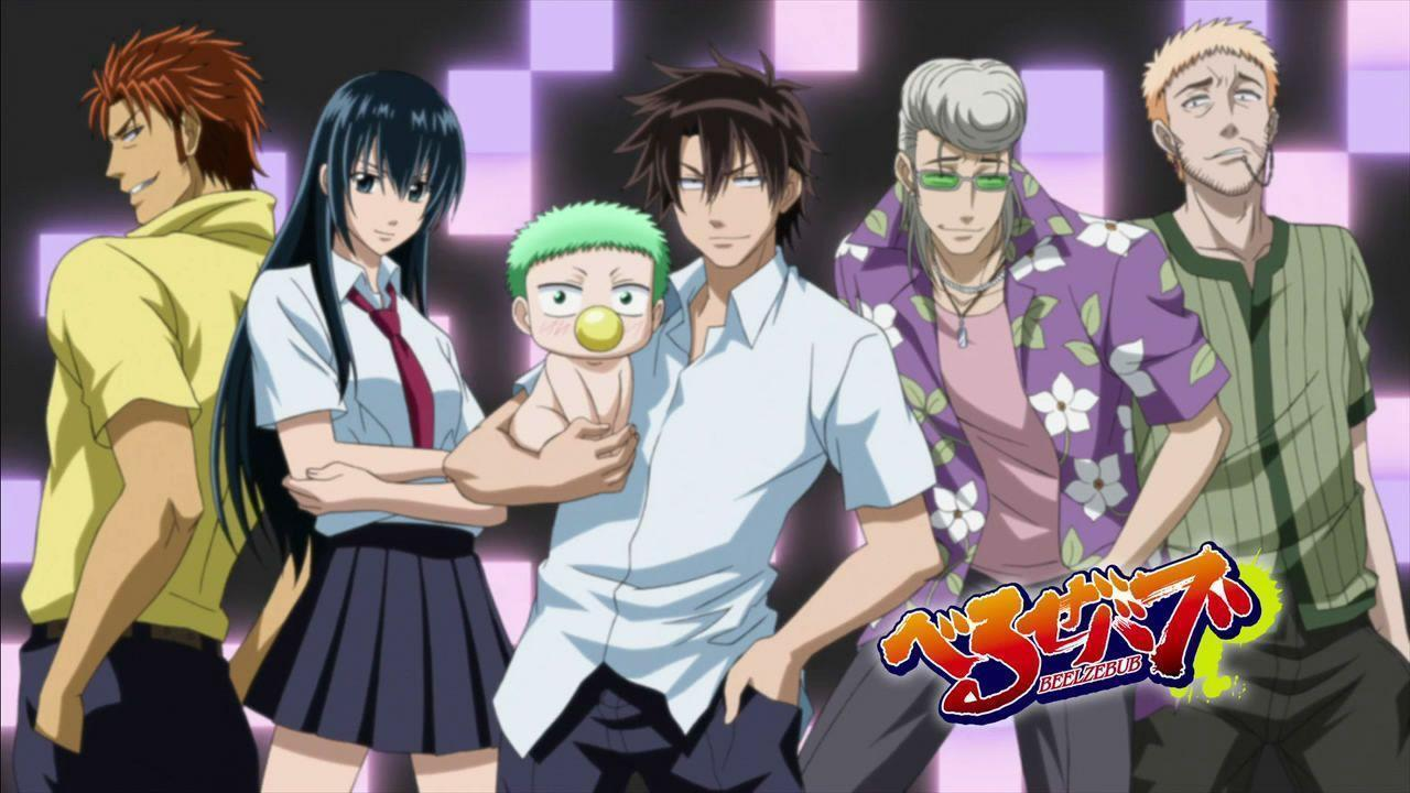 HD Beelzebub Wallpapers and Photos | HD Anime Wallpapers