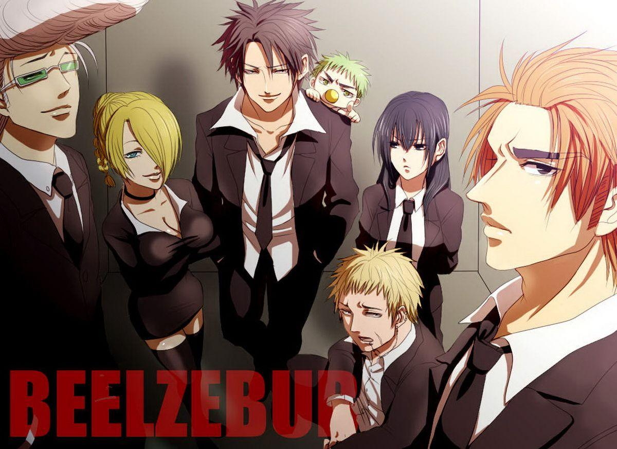 Beelzebub Wallpapers, Beelzebub Pictures Pack V.283FE, Fungyung.com