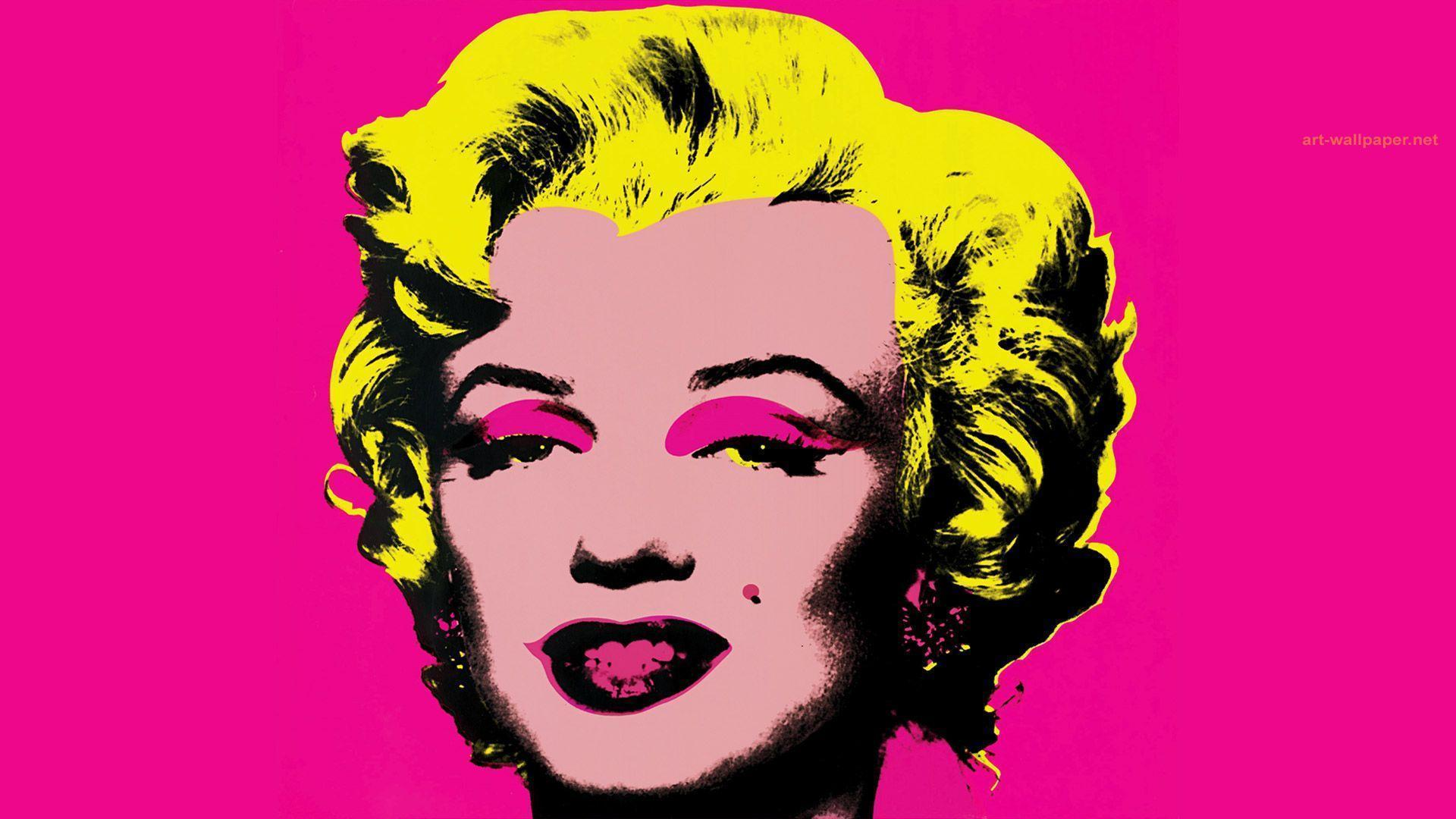 Warhol Wallpapers Group (72+)