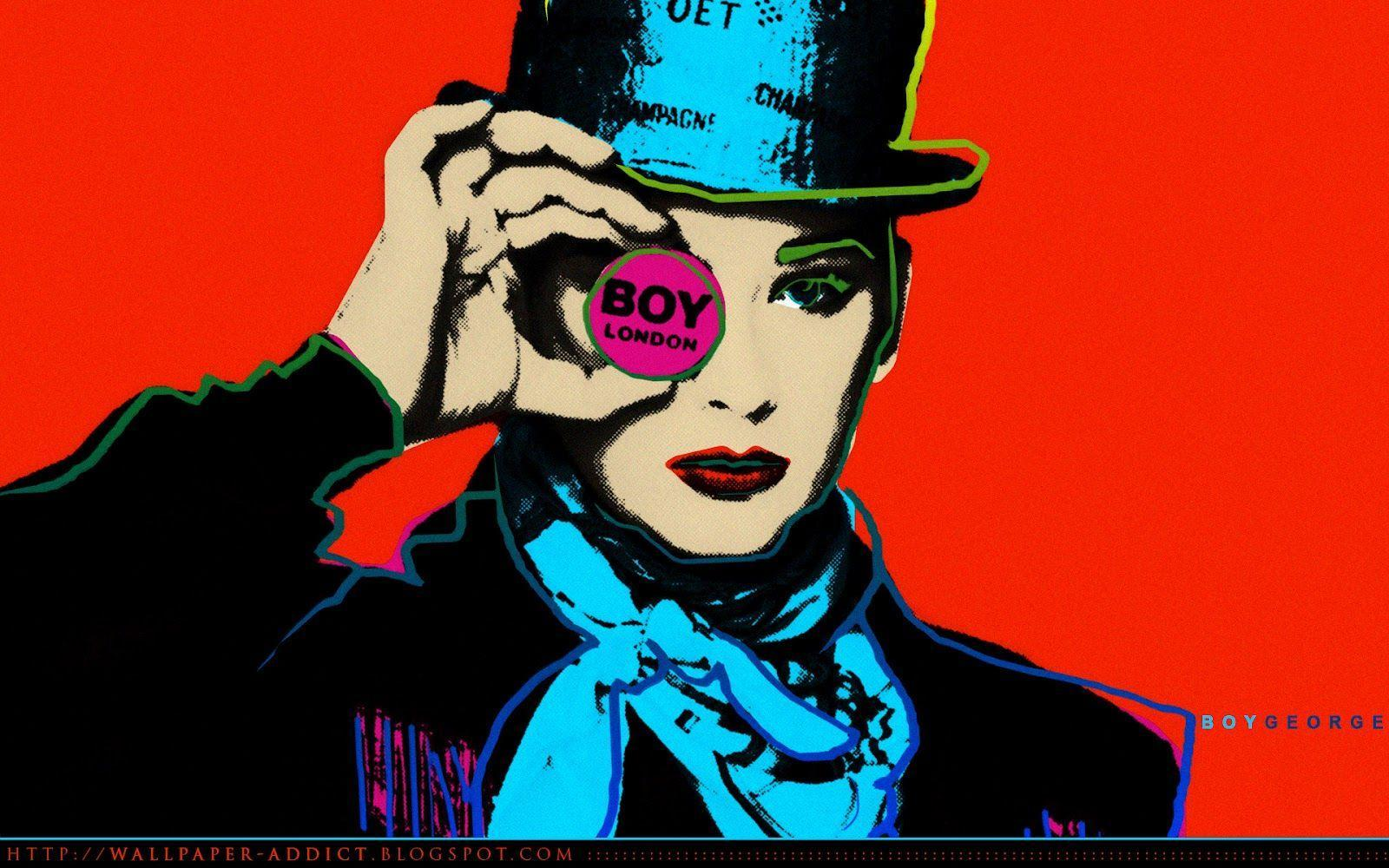 W A L L P A P E R - A D D I C T: Remember Warhol
