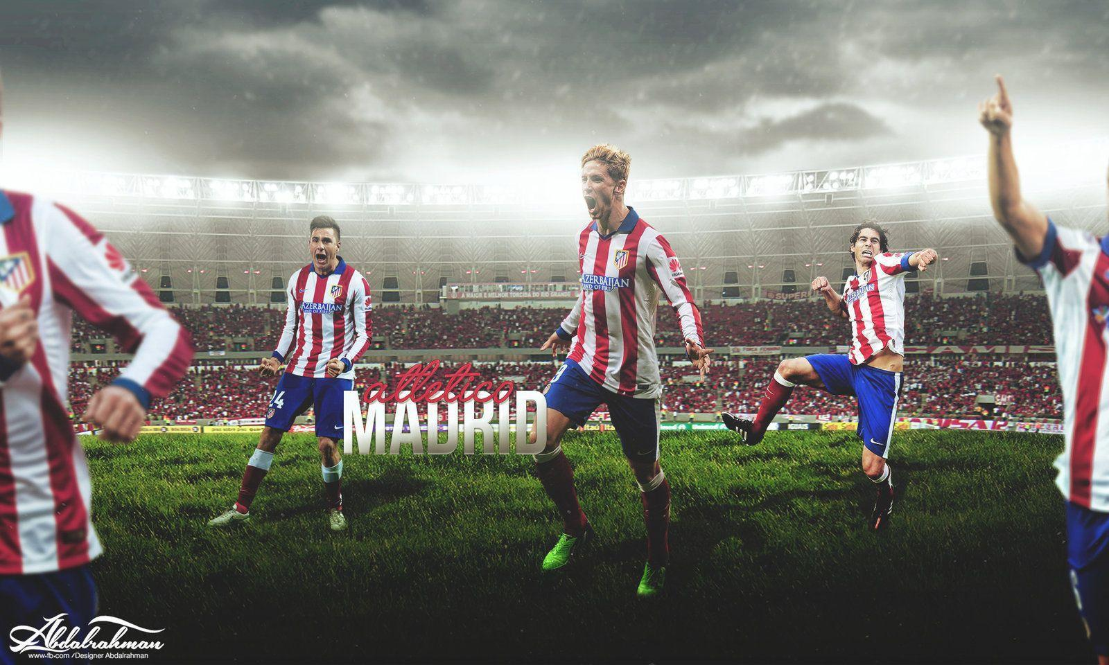 Atletico Madrid Professional Spanish Club FC » Wallpaper Backgrounds