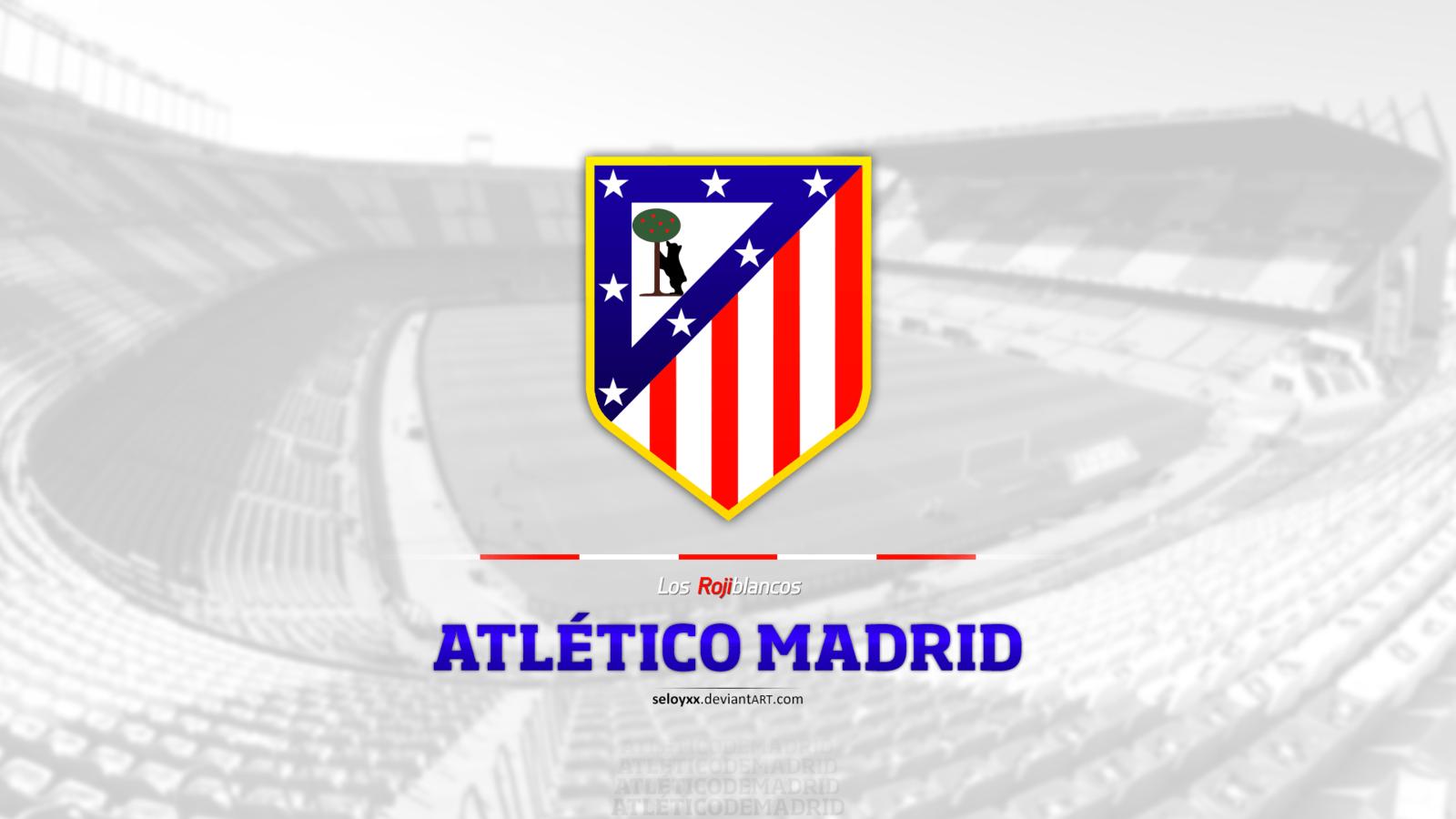 Atletico de Madrid - Los Rojiblancos by seloyxx on DeviantArt