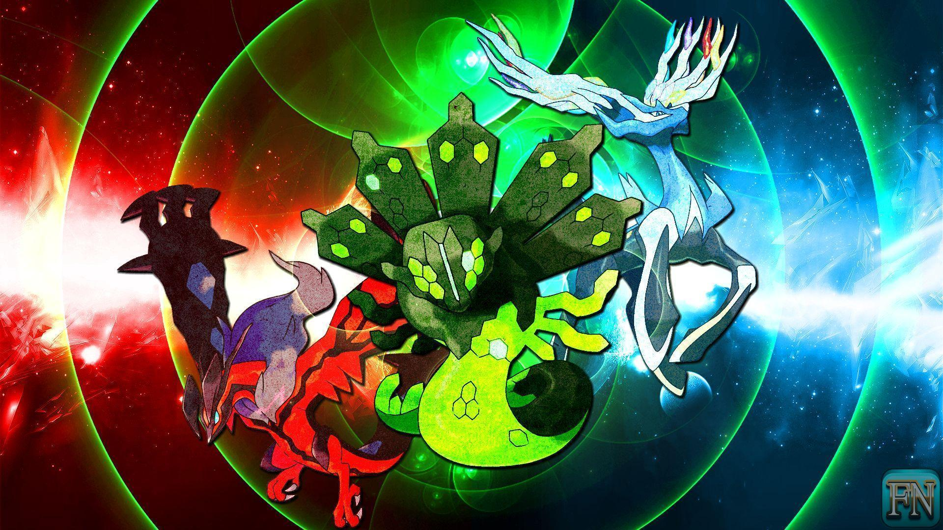 Pokemon XYZ Wallpaper! by Atluss on DeviantArt