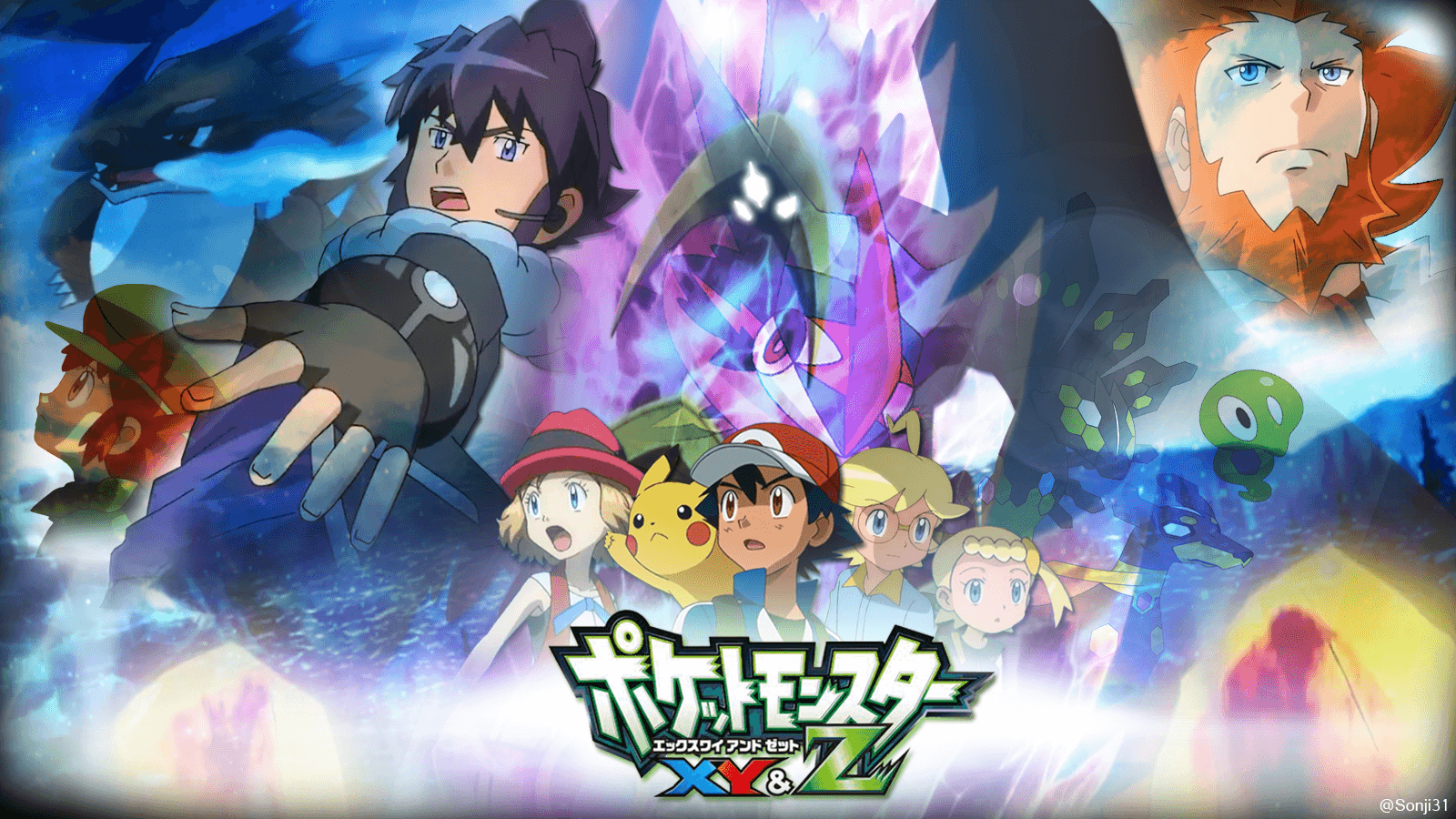 Pokemon Xyz Wallpaper Hd