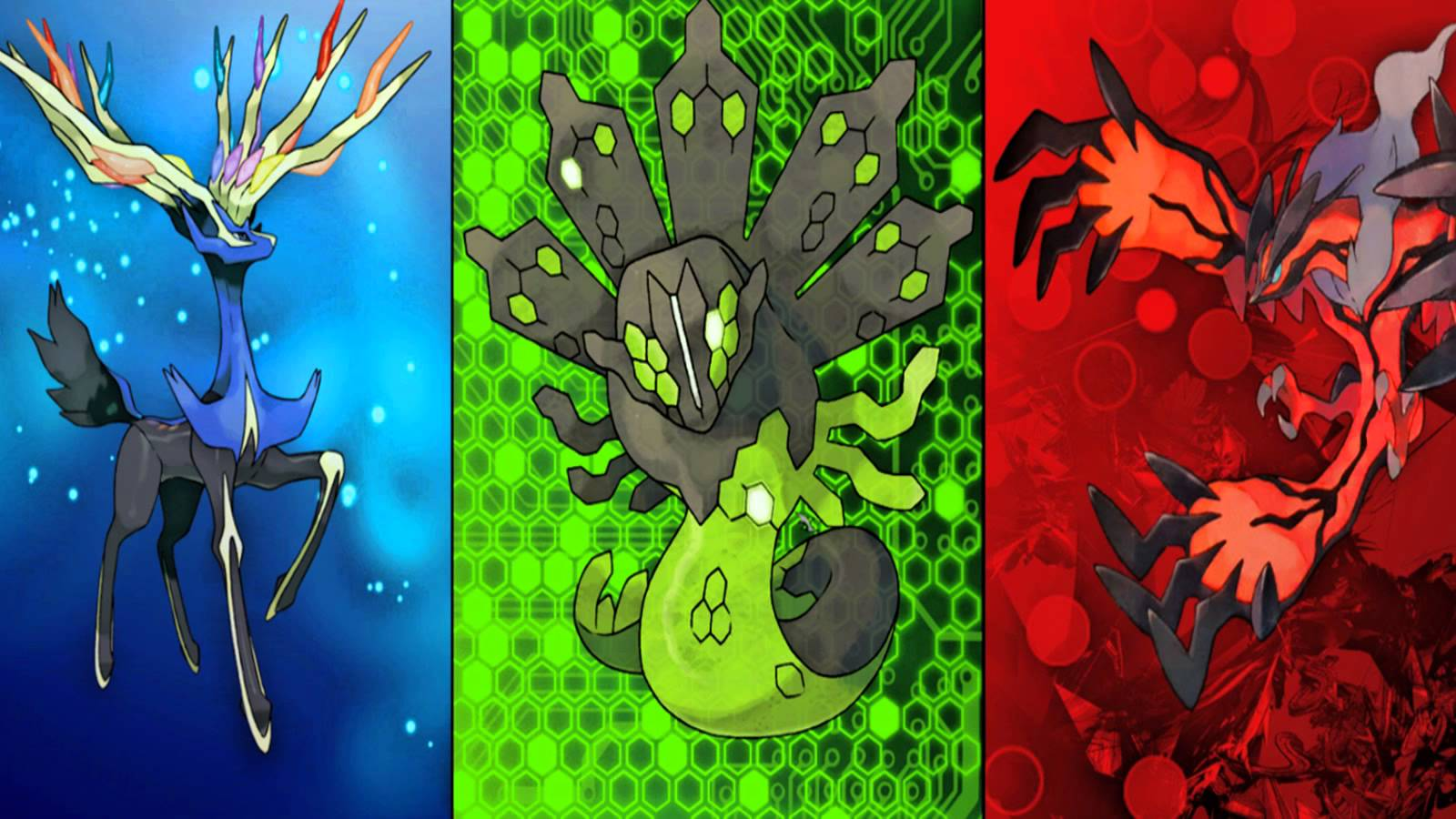 Pokemon Xyz Wallpapers Wallpaper Cave