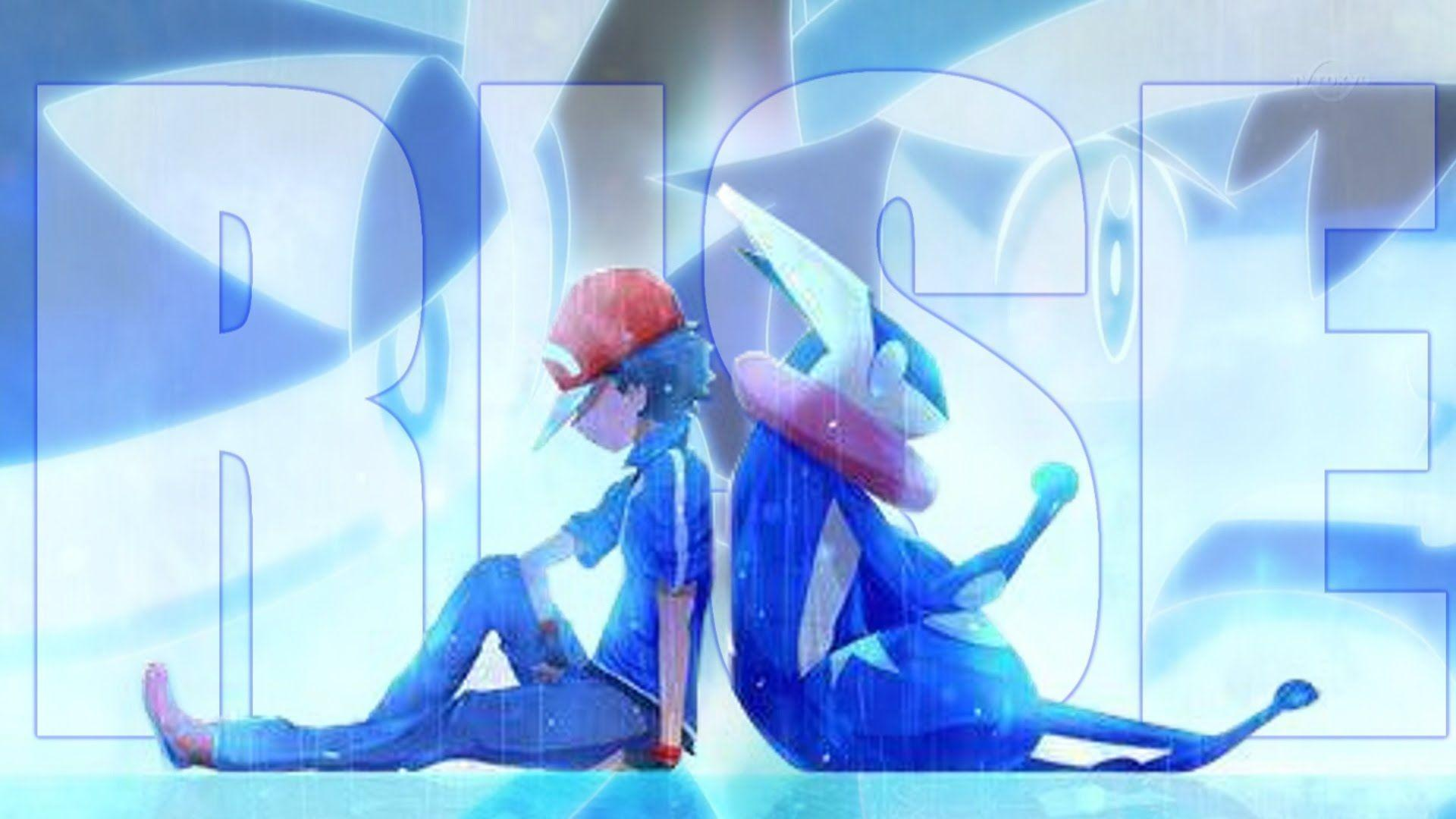 ☆T0NIGHT WE RIS€ // Ash/Satoshi & Greninja [Pokemon XY & Z