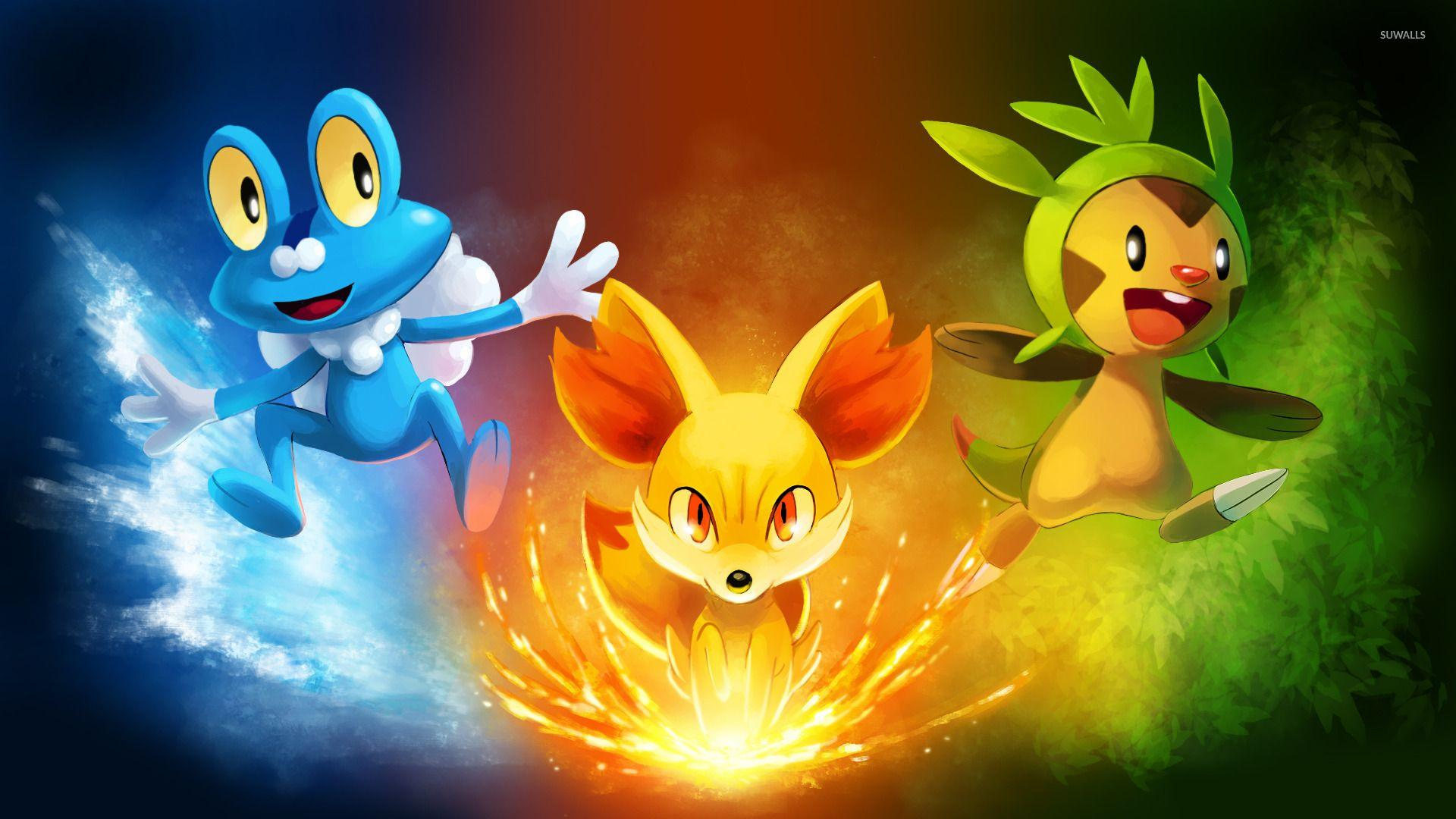 Pokemon X and Y Wallpapers - WallpaperSafari