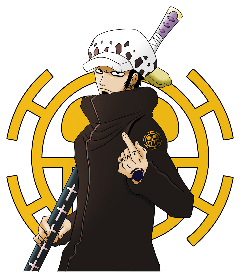 Trafalgar Law Wallpaper Logo - ClipArt Best