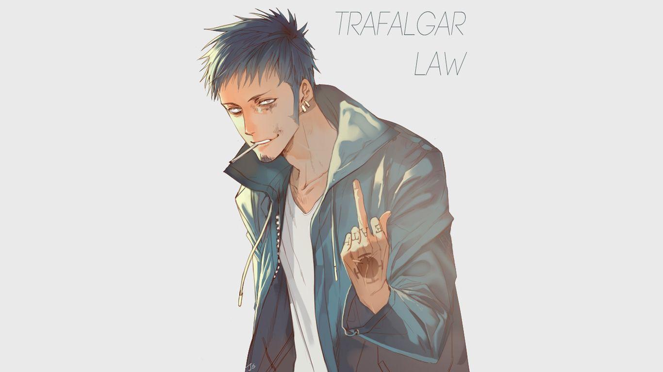 trafalgar law wallpaper