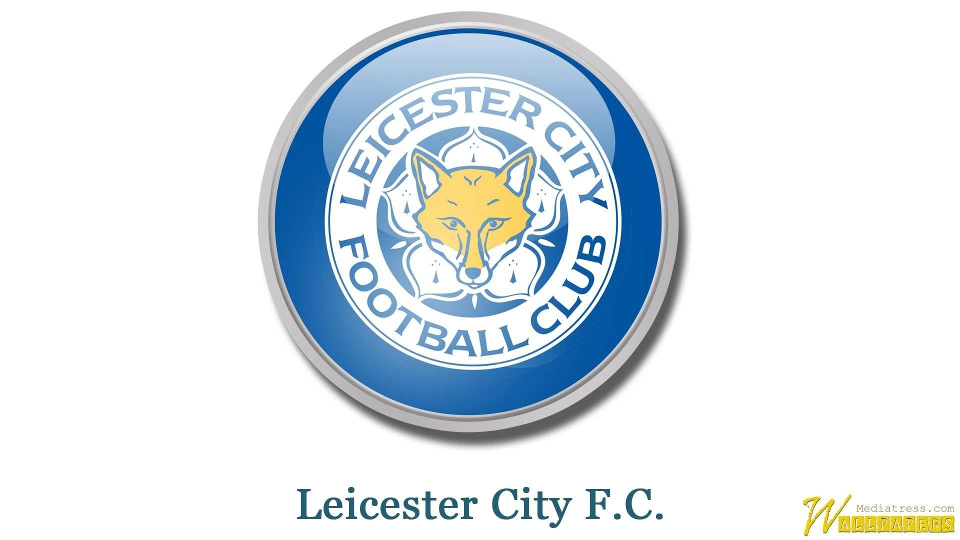 Leicester City F.C. Logo Wallpaper | MT-WallPapers