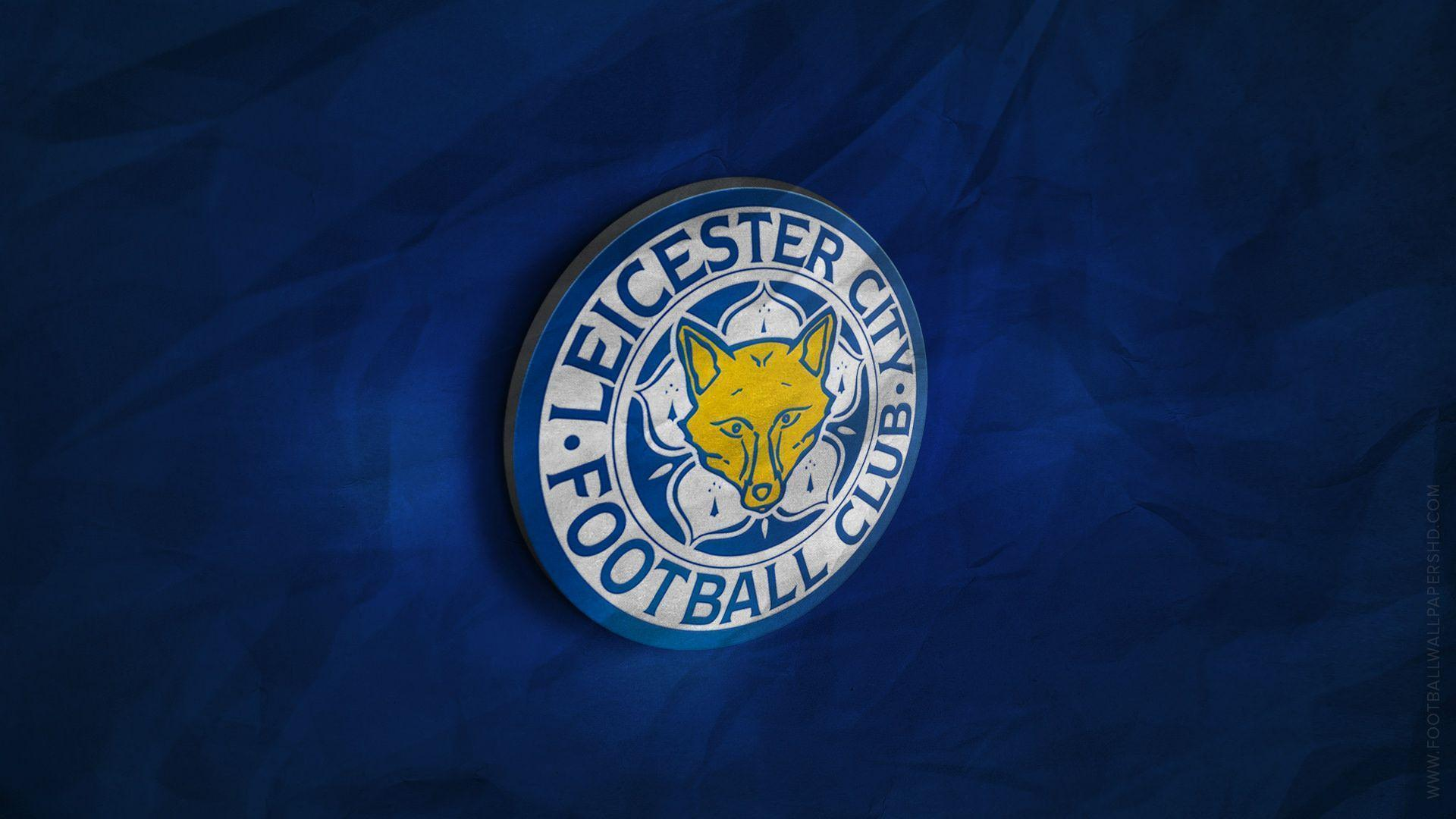 Leicester City 3D Logo Wallpaper | Football Wallpapers HD ...