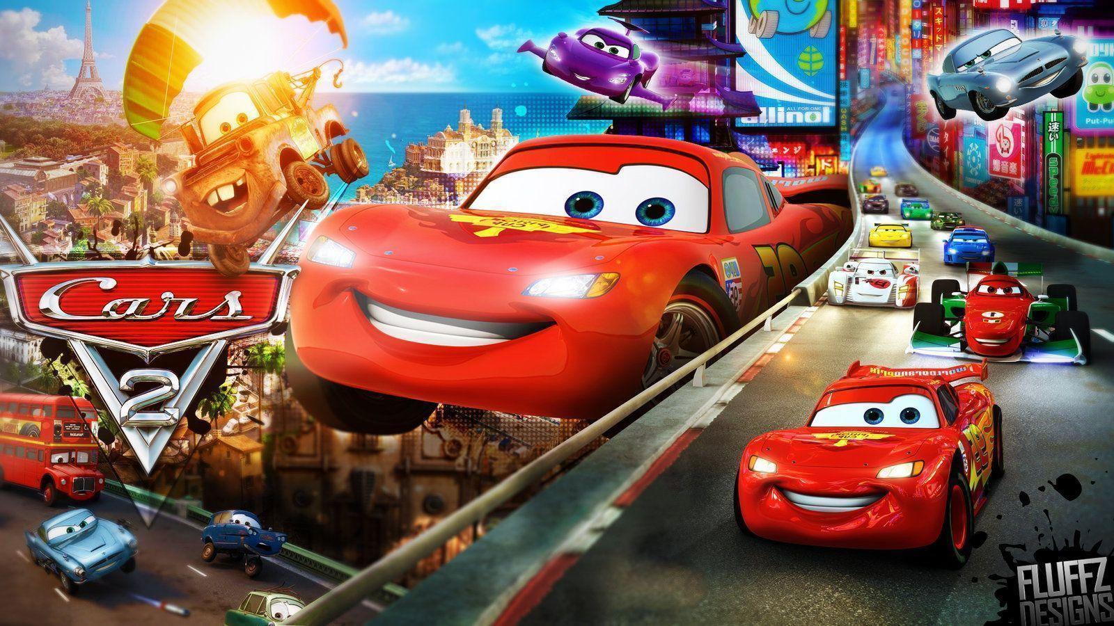 Disney Cars Wallpape