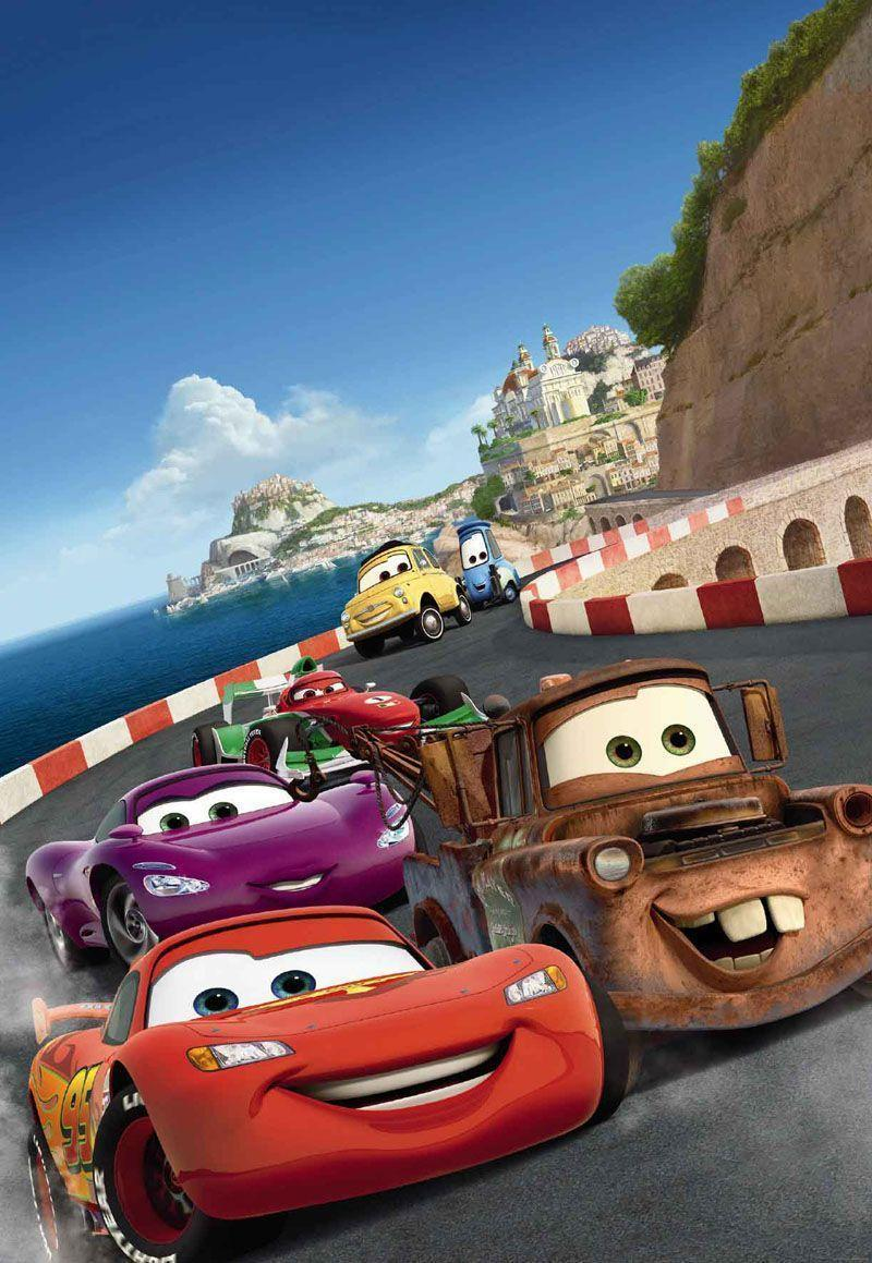 Disney Cars Wallpapers Wallpaper Cave