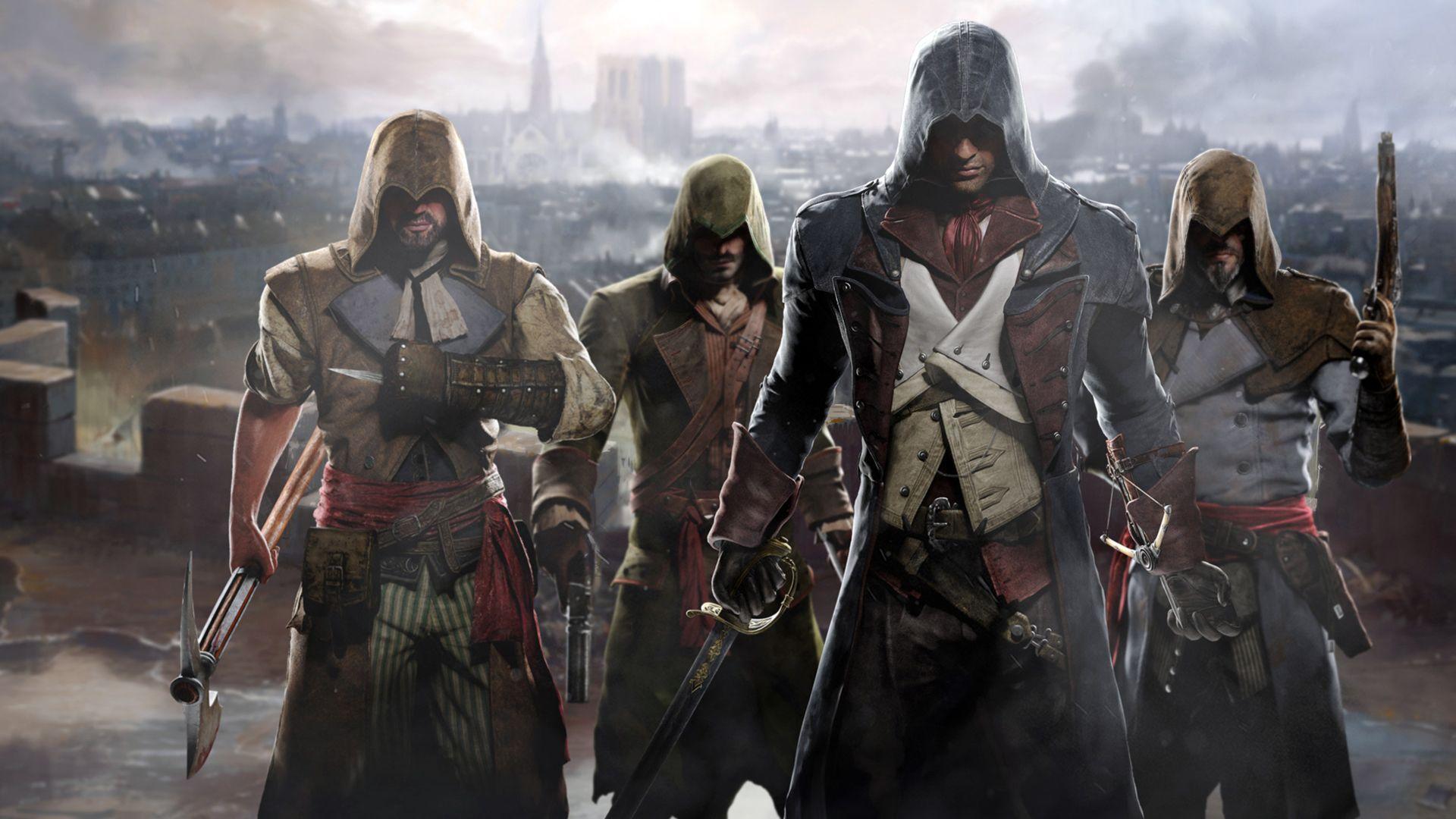Assassins Creed Unity Wallpaper 1080p